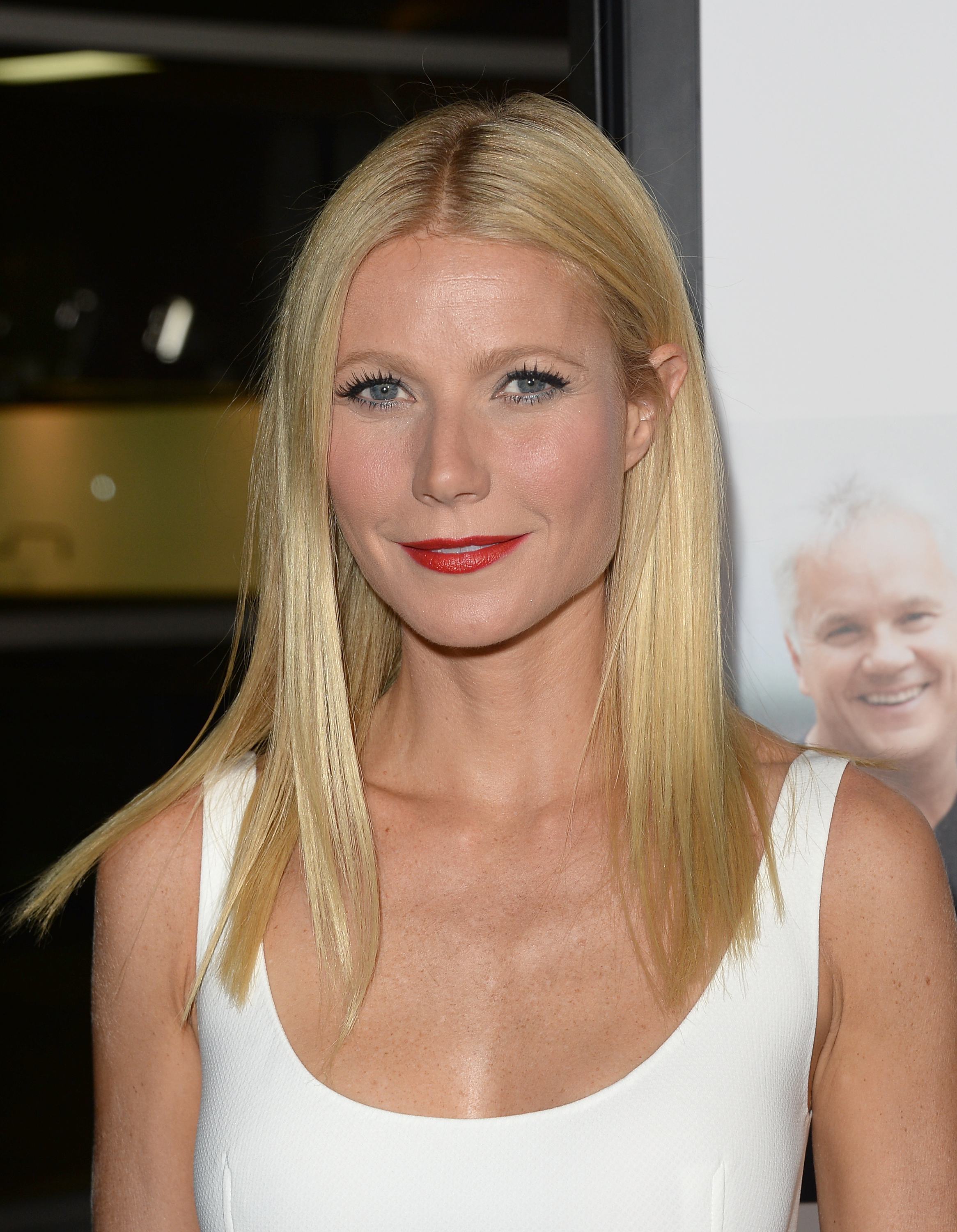 Actress Gwyneth Paltrow on September 16, 2013 in Hollywood, California.