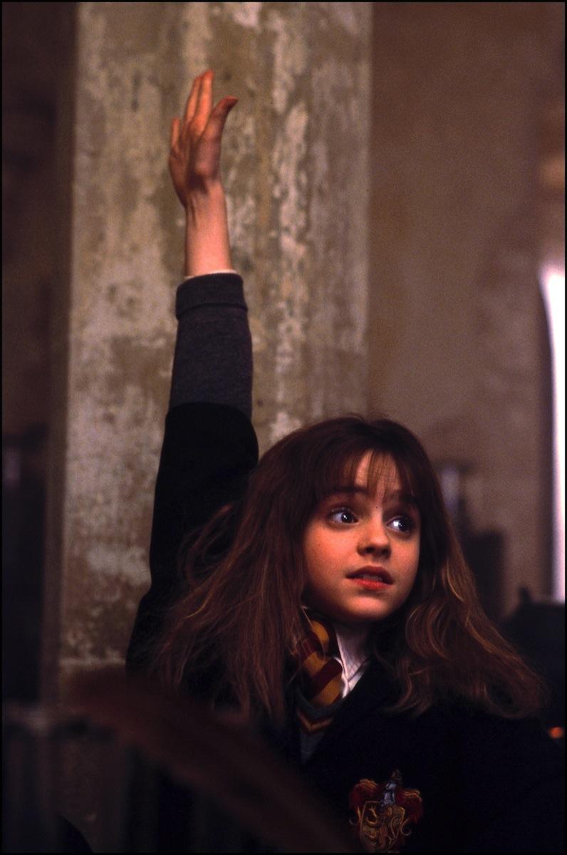 Hermione Grainger (Emma Watson)