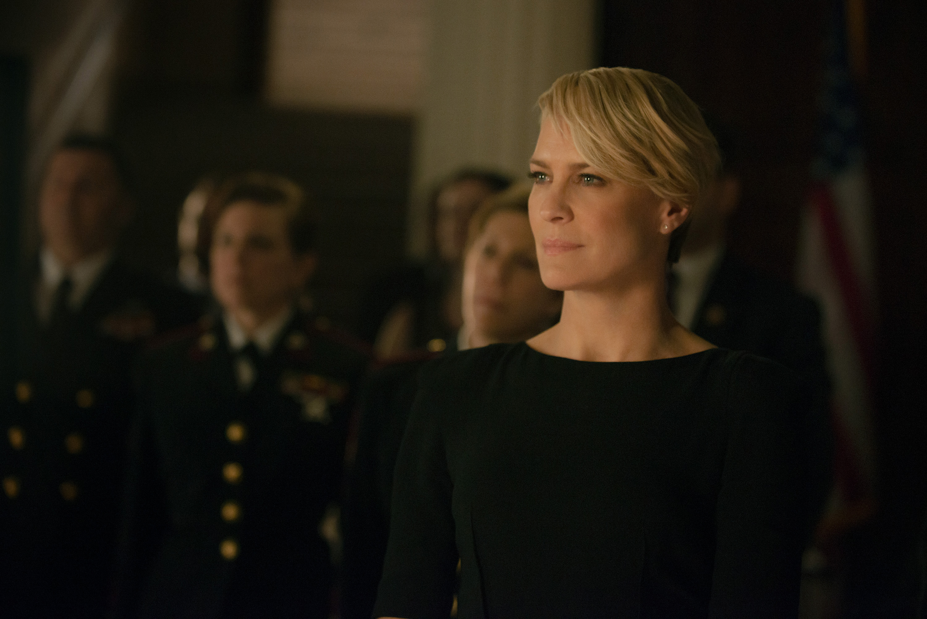 Actress, drama series - Robin Wright, House of Cards