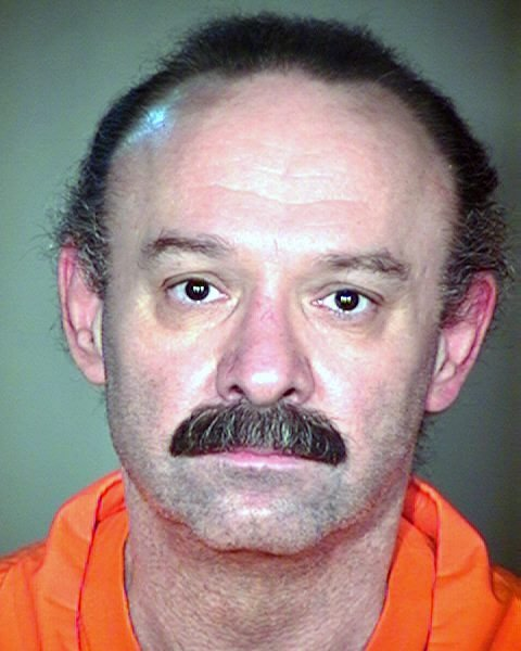 An undated photo of Joseph Rudolph Wood. Wood who was sentenced to death for the killing in 1989 of his ex-girlfriend and her father, was executed by lethal injection in Florence, Arizona on July 23, 2014.