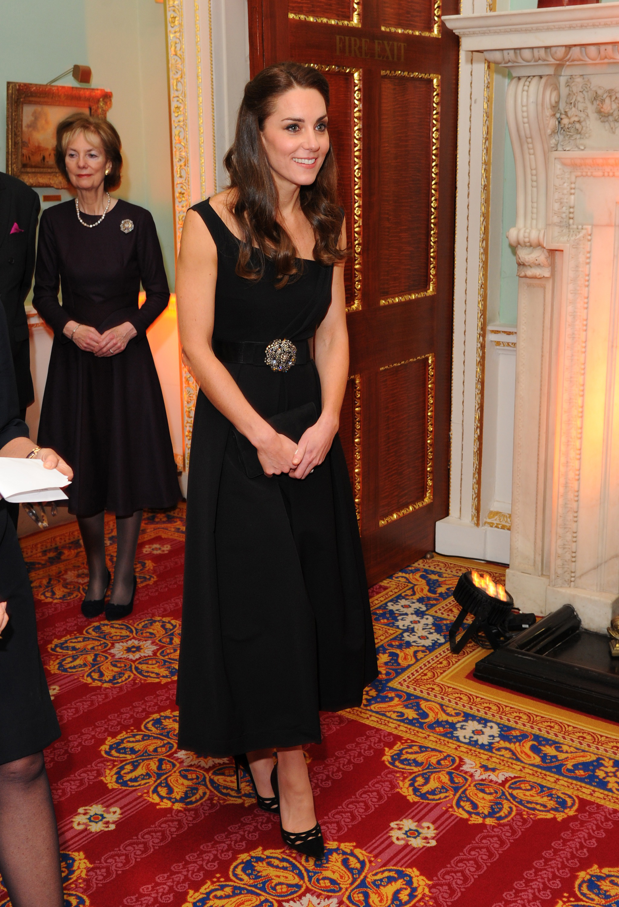 Catherine, Duchess of Cambridge attends Place2Be Wellbeing in Schools Awards at Mansion House in London on Nov. 22, 2016.