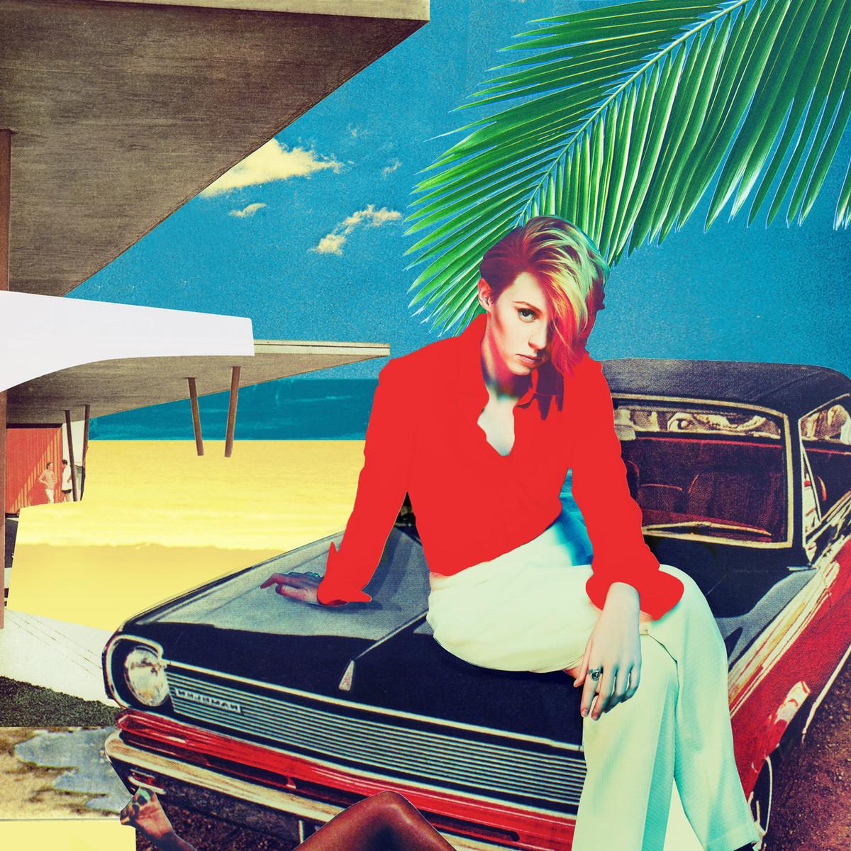 La Roux, Trouble in Paradise.