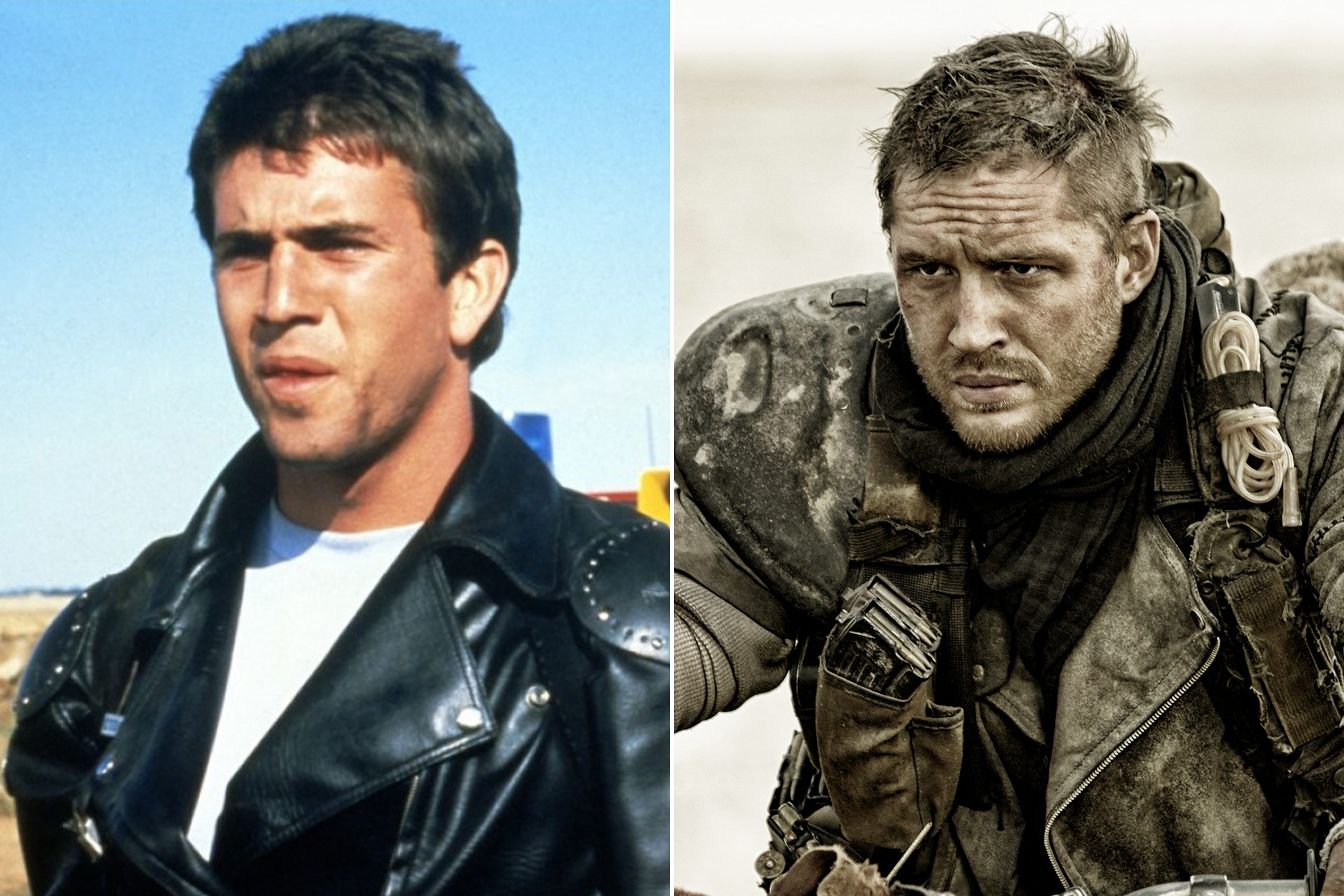 The original <i>Mad Max</i>, directed by George Miller, came out in 1979 with Mel Gibson starring as the titular character. Now, the 2015 reboot brings us back to the post-apocalyptic landscape with Tom Hardy as Max.