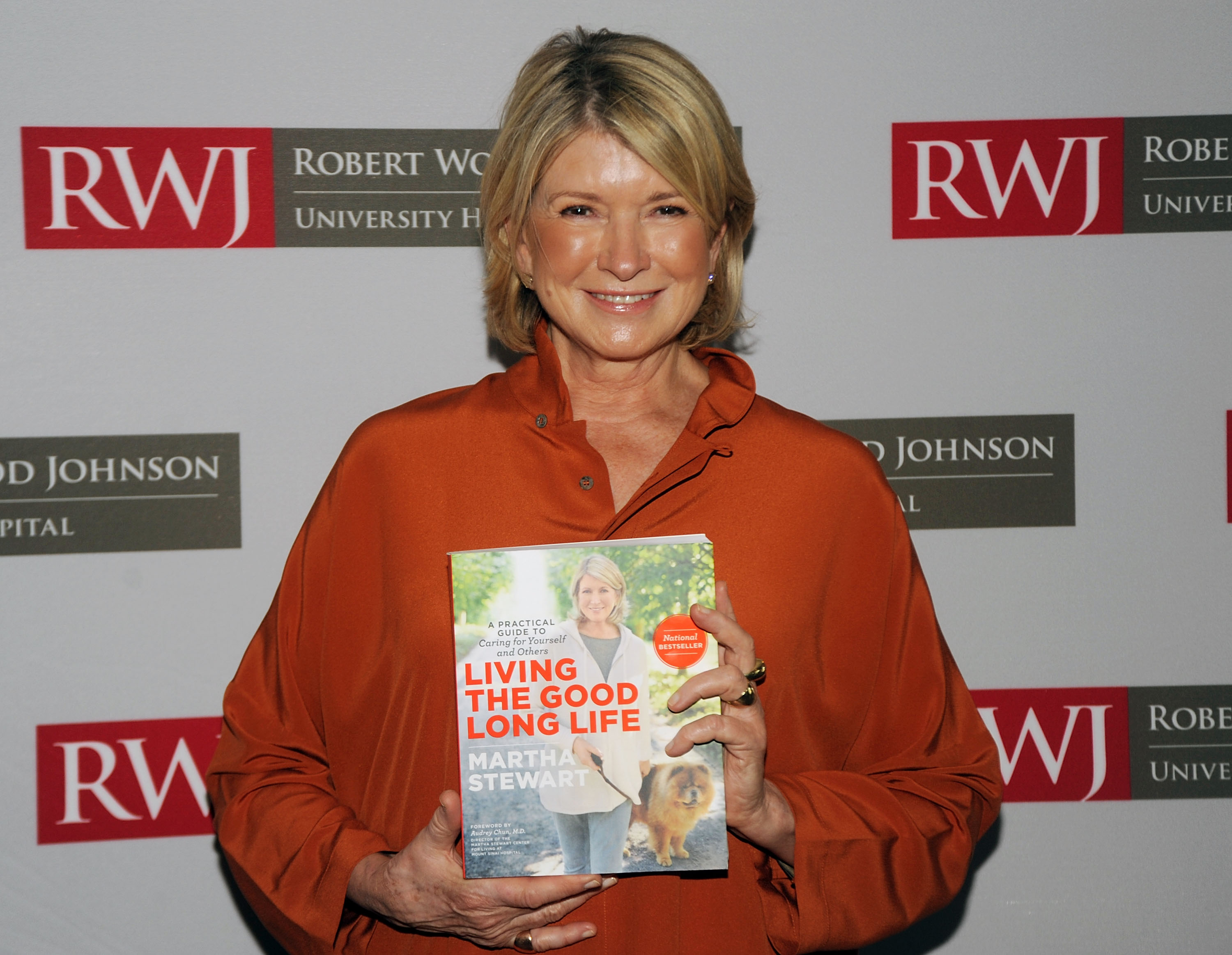 Martha Stewart attends Health Fest 2014 at The Palace At Somerset Park on June 30, 2014 in Somerset, New Jersey.