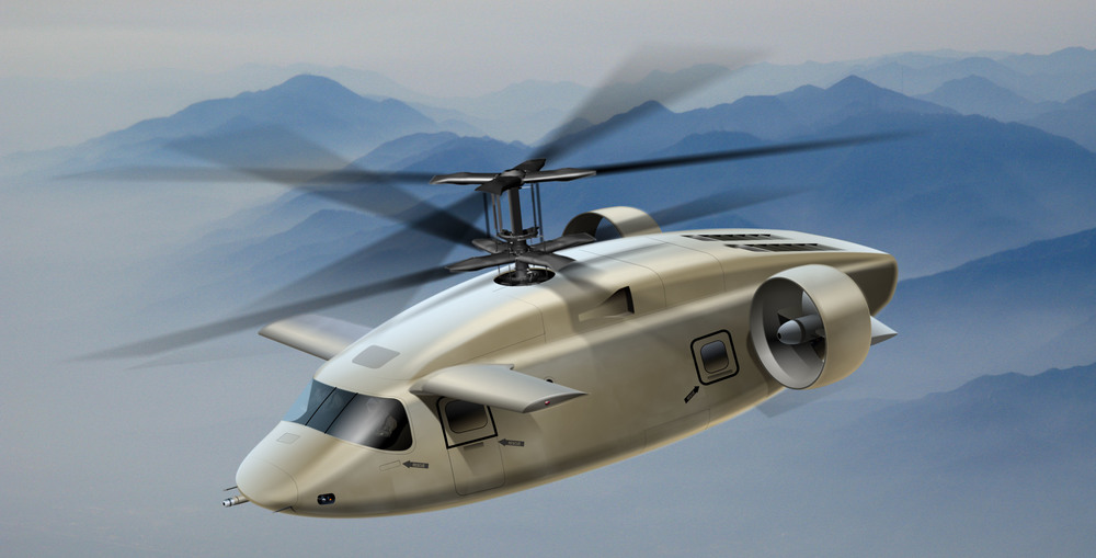 The AVX entry in the Pentagon's $100 billion chopper competition.