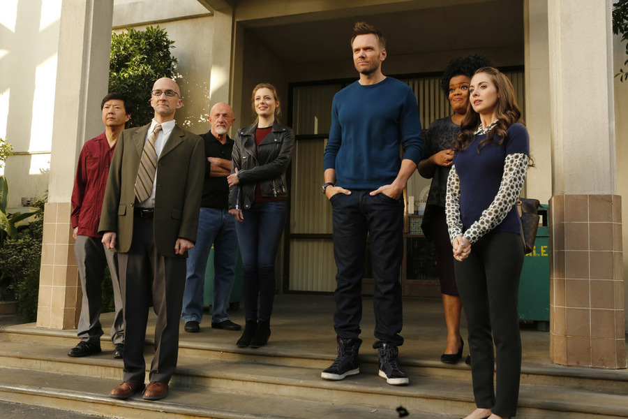 The NBC version of Community, which will return on Yahoo in the fall.