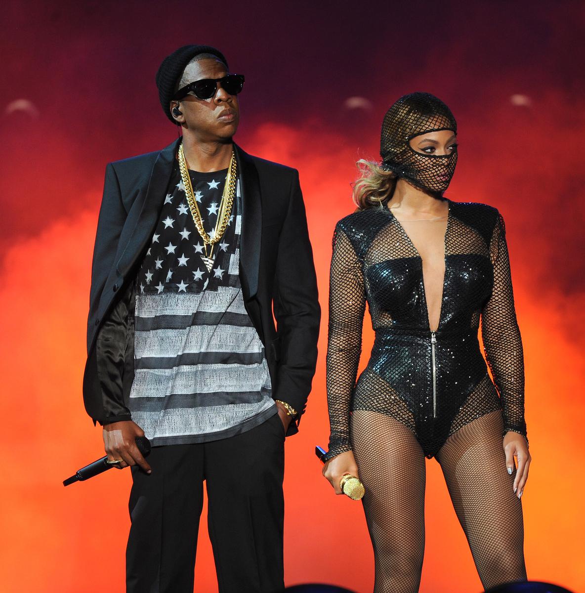 Beyoncé &= Jay Z