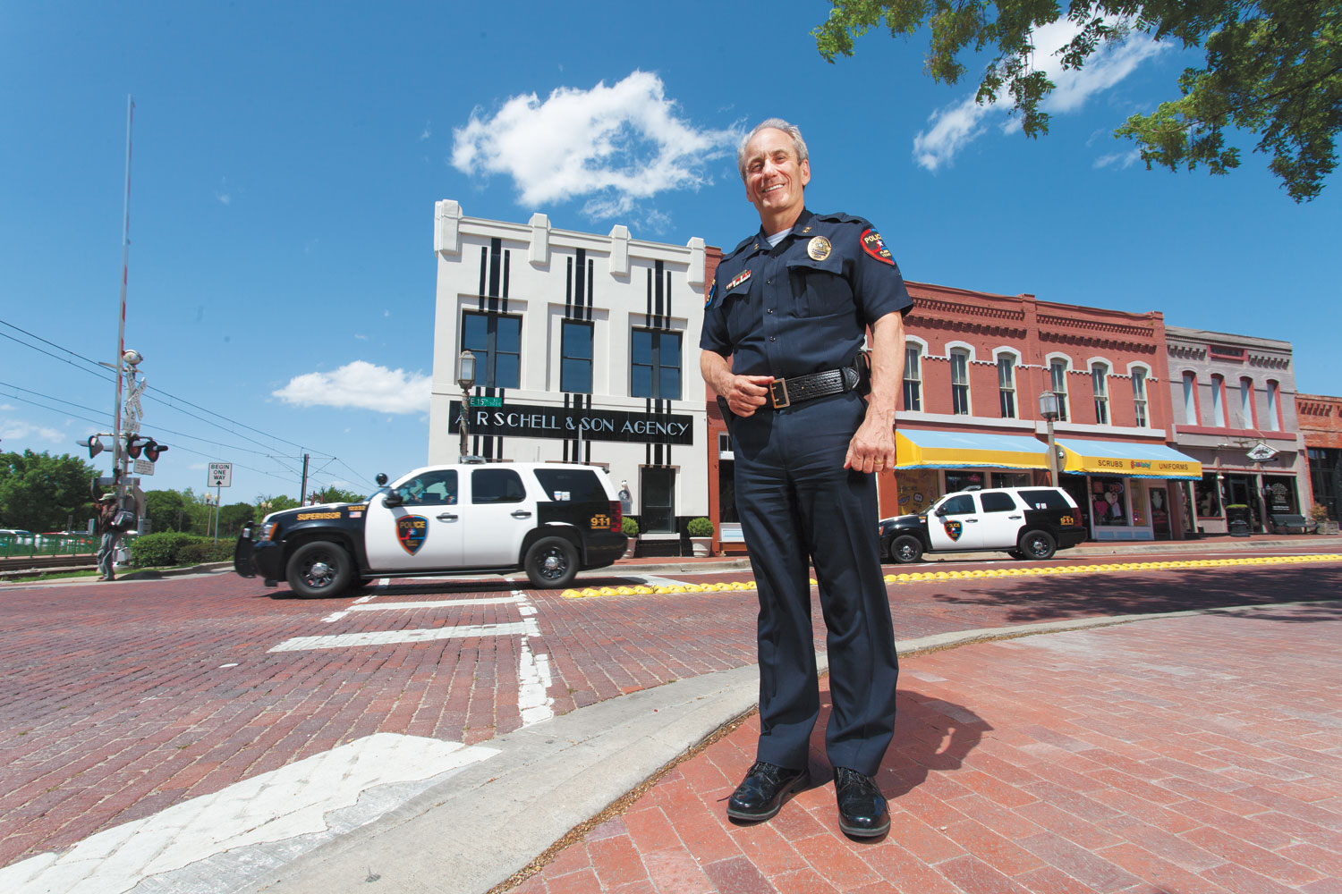 <strong>Plano, Texas</strong>                                   <em>Best Place for Staying Safe</em>                                   Once a rural outpost, this booming, diverse city has kept its small-town vibe, thanks in part to a police force and community that knows how to work together.