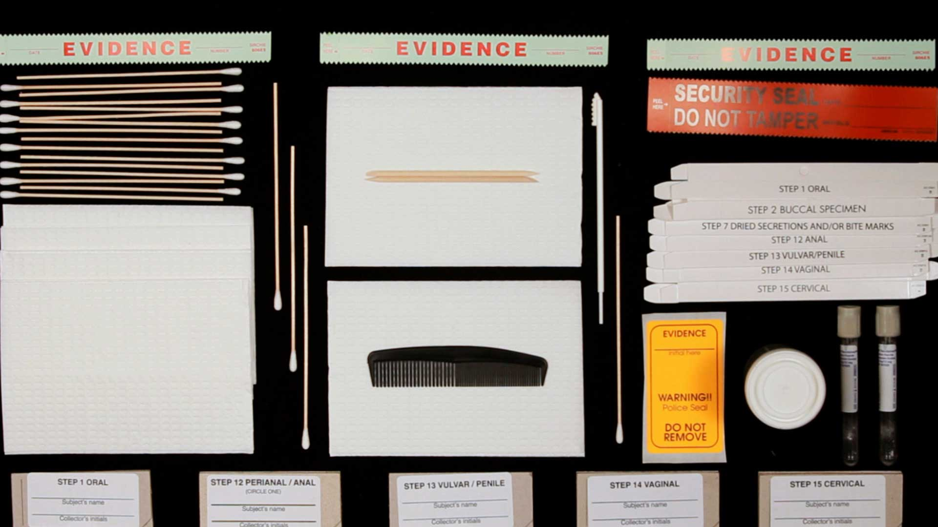 Here's What Happens When You Get a Rape Kit Exam