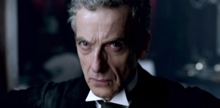 The official full-length trailer for Doctor Who season eight aired during the World Cup Finals on Sunday, July 13, 2014.