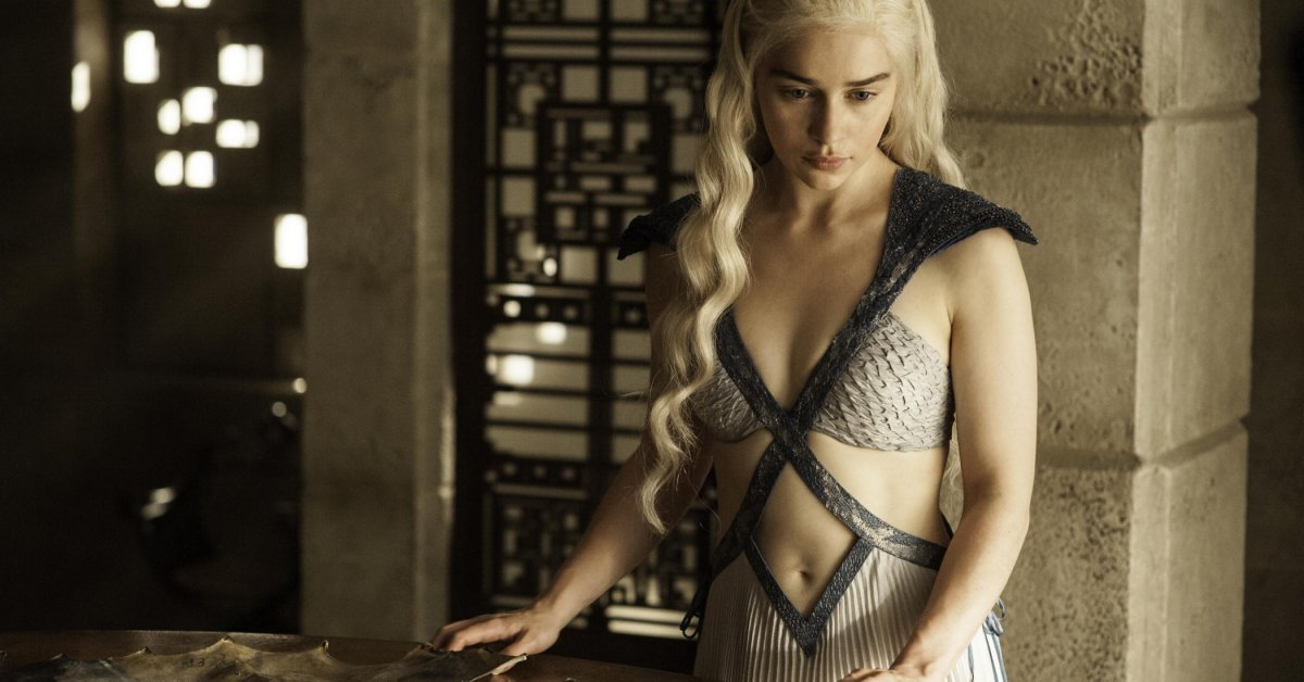 Emilia Clarke Defends Sex and Nudity on Game of Thrones | Time