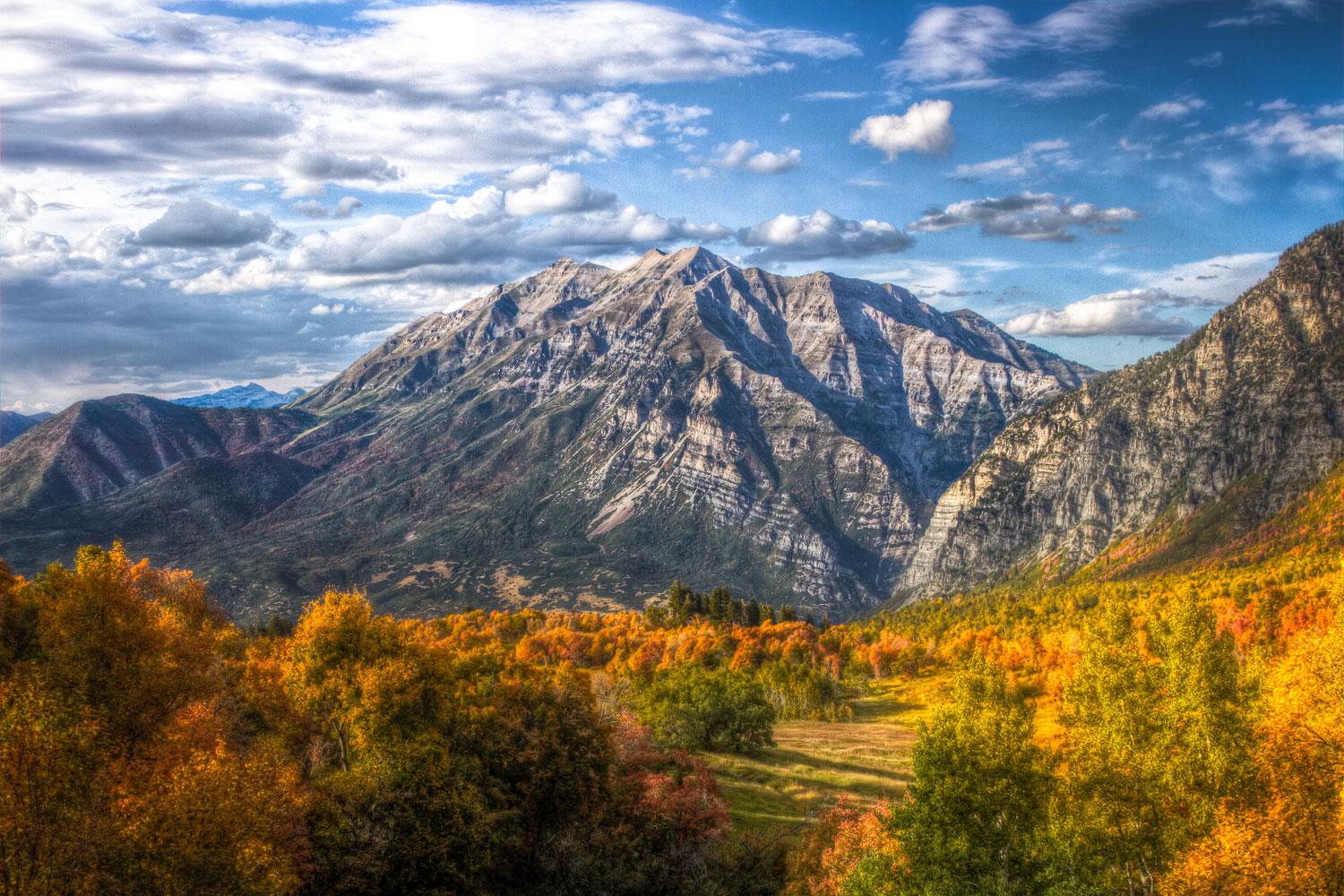 <strong>Provo and Orem, Utah</strong>                                   <em>Best Place for Spiritual Well-Being</em>                                   A stunning Rocky Mountain backdrop and a tight-knit population that lives its faith contribute not only to this region's serenity but also to lower rates of disease.
