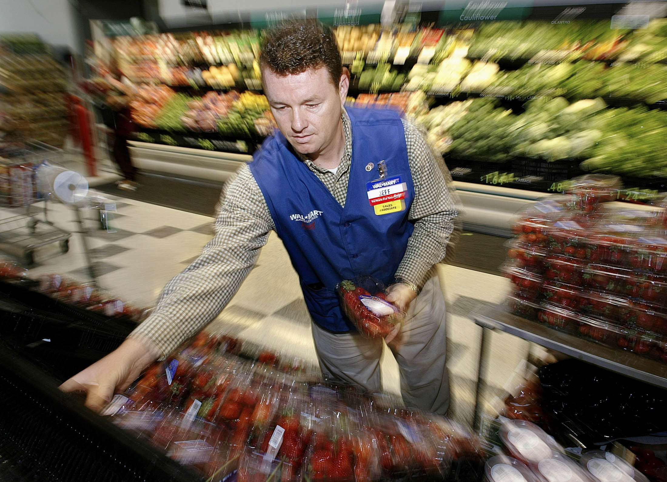 how much money does a grocery store manager make
