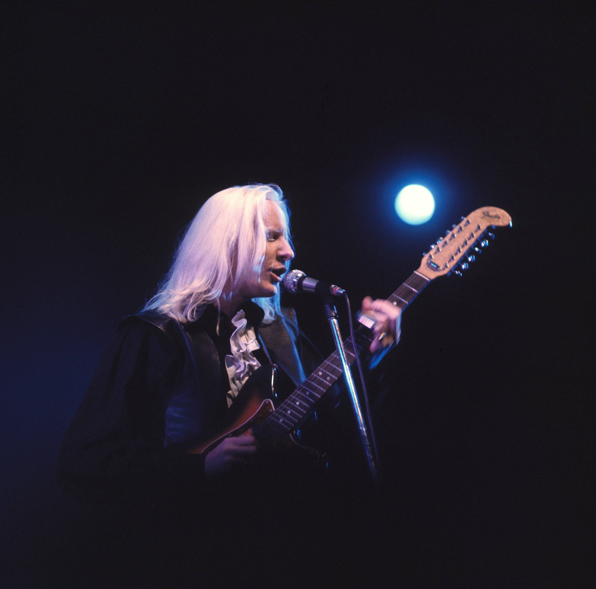 Johnny Winter in concert