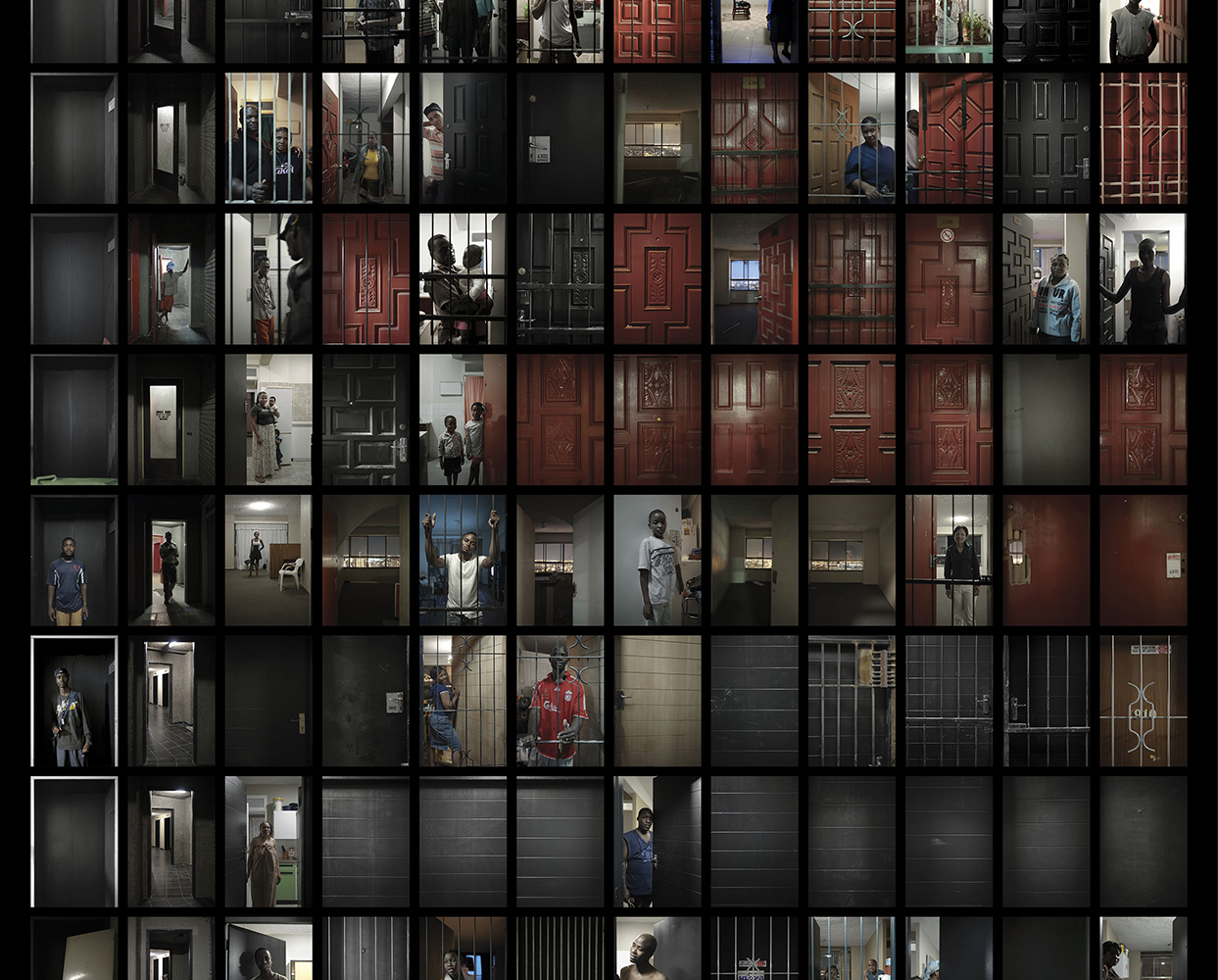 The doors typology.