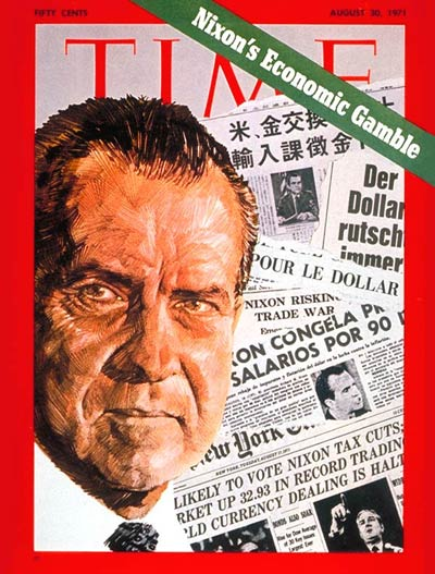 The Aug. 30, 1971, cover of