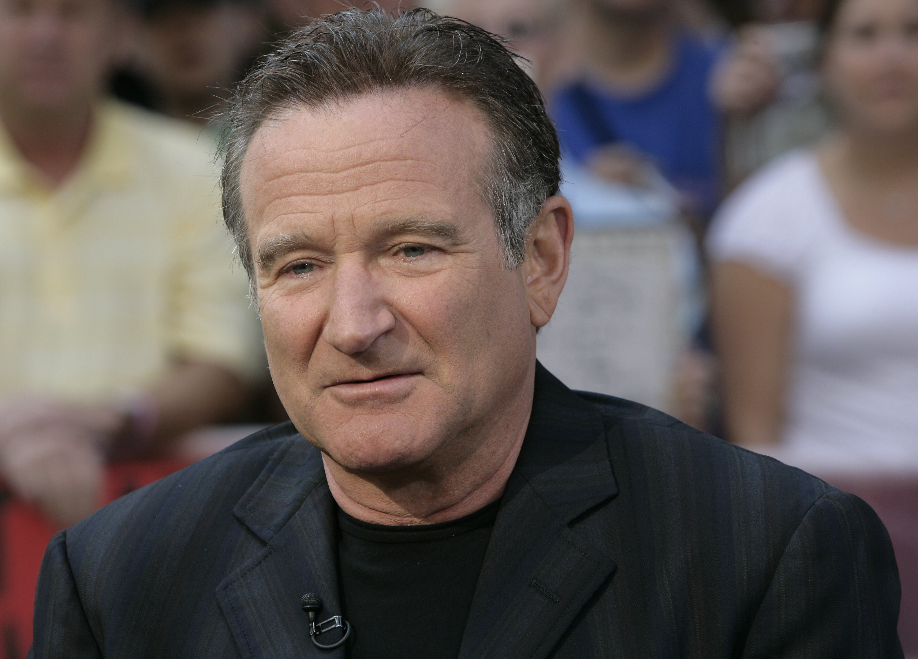 Actor Robin Williams talks about his film,  License to Wed  on NBC News' TODAY on June 28, 2007