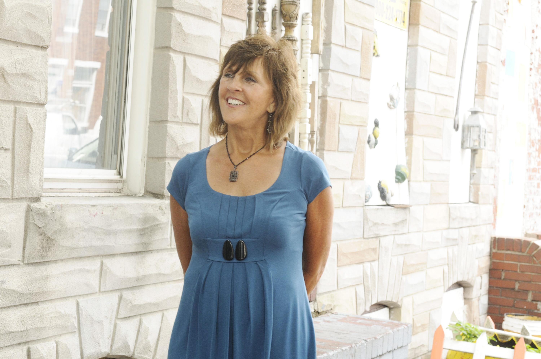 Auntie Anne's Pretzels founder, Anne Beiler.