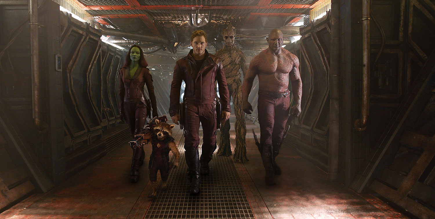 Marvel's  Guardians of the Galaxy.