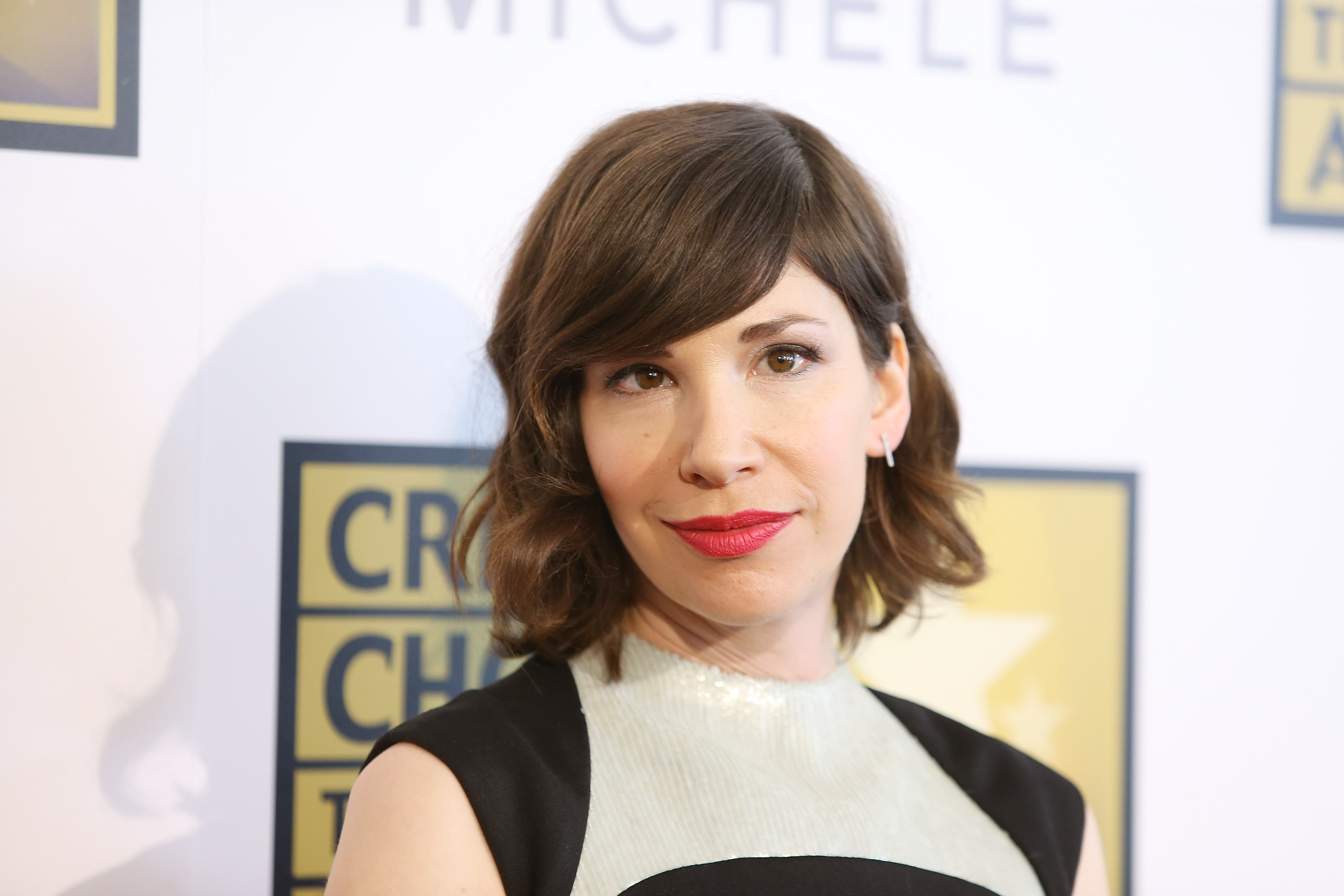 Carrie Brownstein attends the press room at the 4th Annual Critics' Choice Television Awards held at The Beverly Hilton Hotel on June 19, 2014 in Beverly Hills, California.