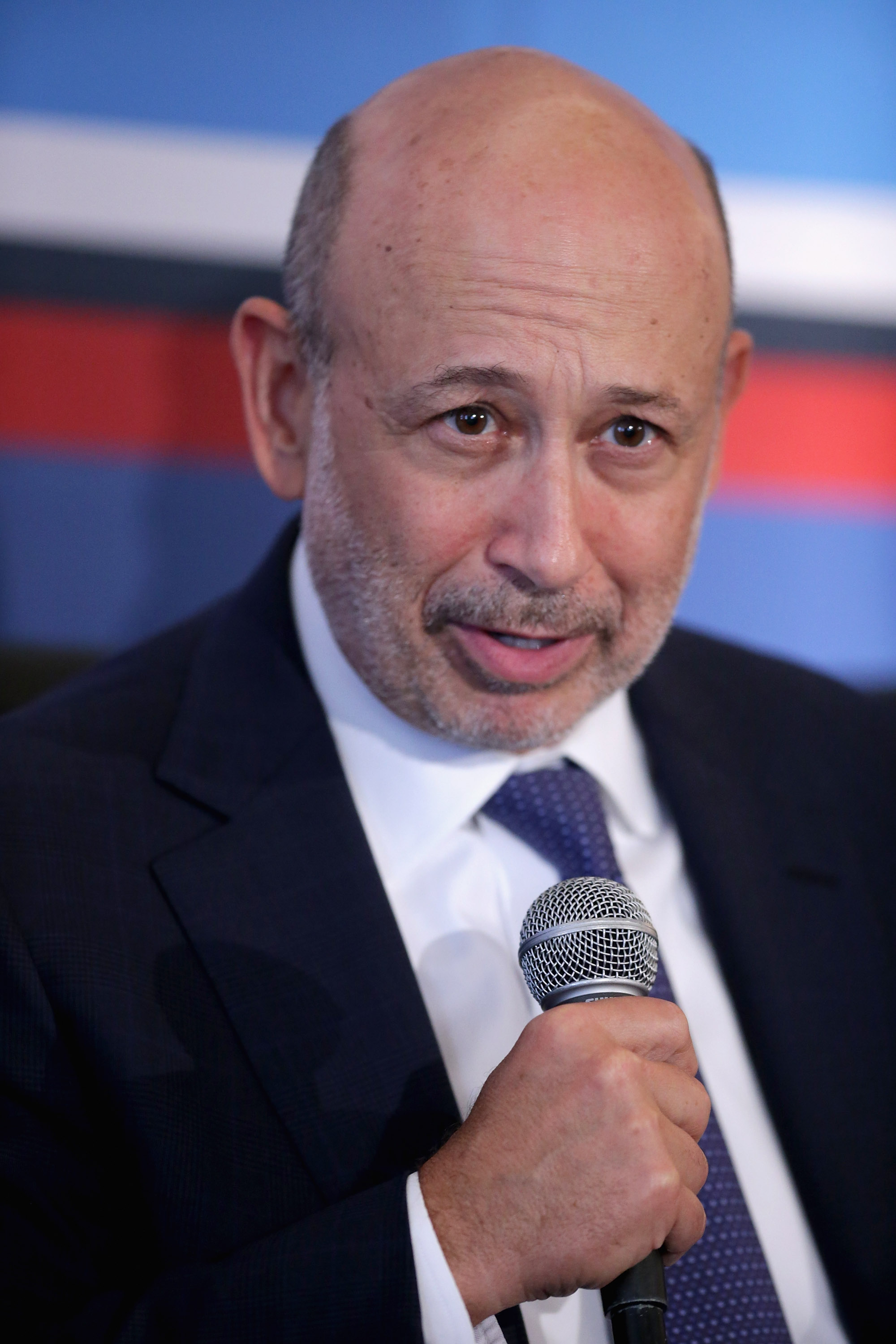Goldman Sachs Chairman and CEO Lloyd Blankfein participates in a panel discussion on 'Talent Attraction and Retention' during the White House Summit On Working Families at the Omni Shoreham hotel June 23, 2014 in Washington, DC.