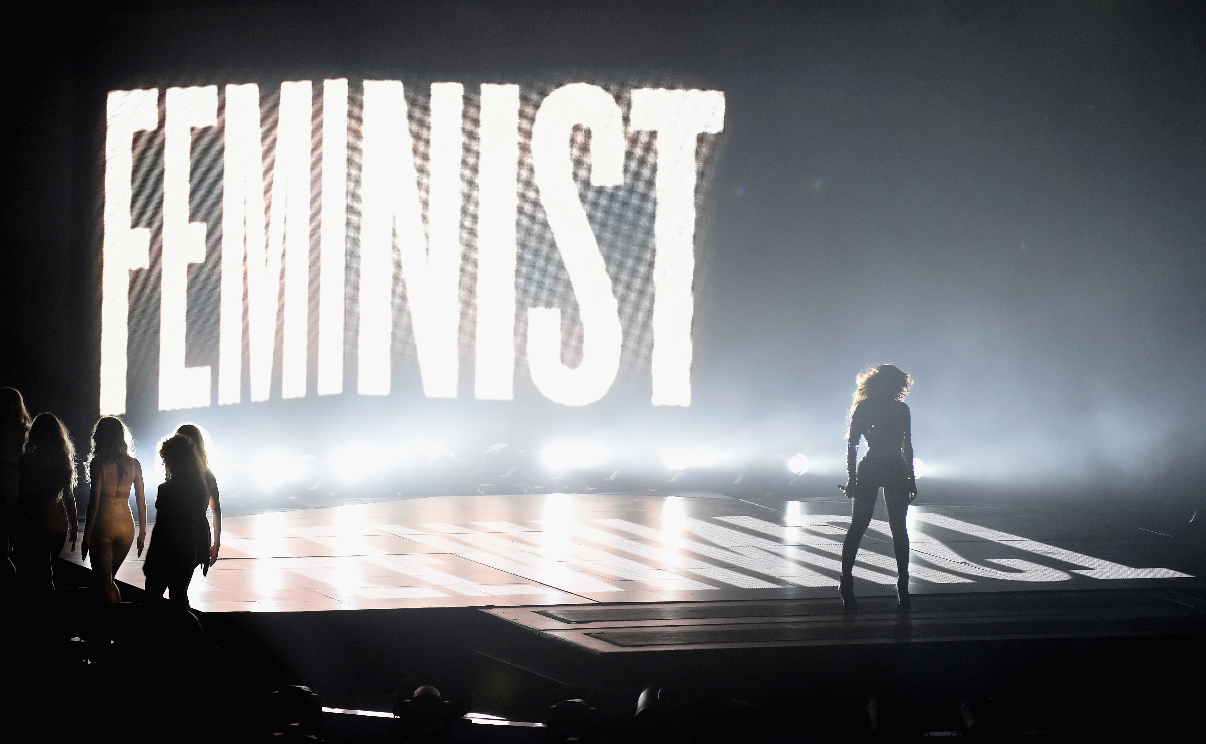 Honoree Beyonce performs onstage during the 2014 MTV Video Music Awards at The Forum on August 24, 2014 in Inglewood, California.