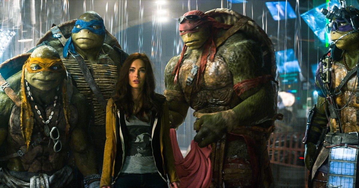 How The Teenage Mutant Ninja Turtles Got Their Realistic Look Time