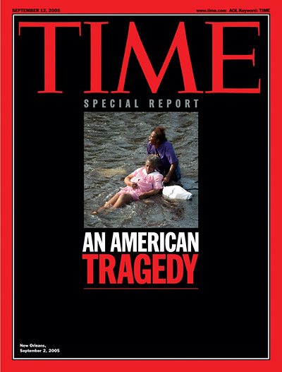 TIME Cover: Sept. 12, 2005