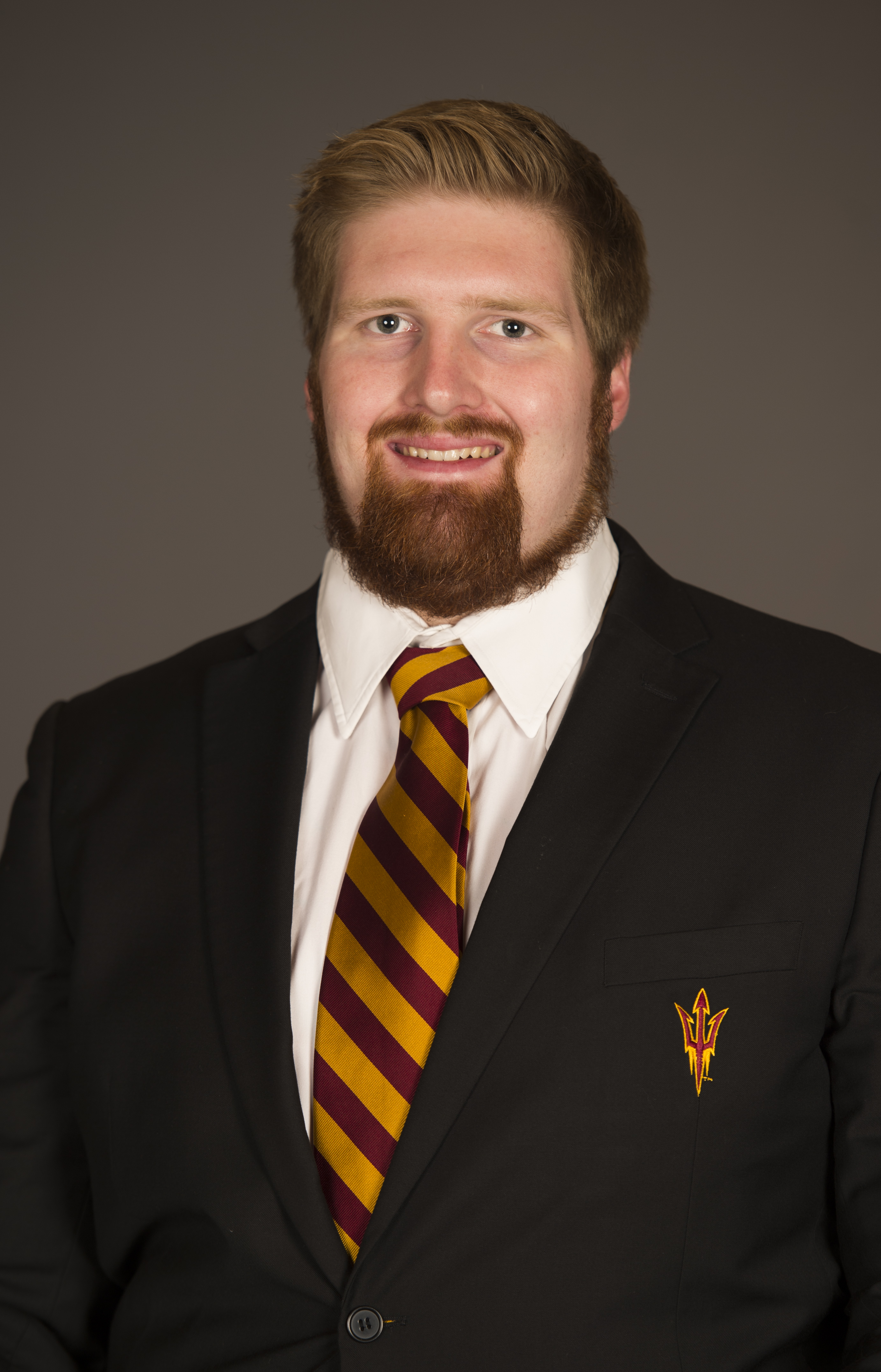 Edward  Chip  Sarafin in Phoenix. Arizona State University outside linebacker Sarafin has told a local magazine he is gay, making him the first active Division I football player to come out