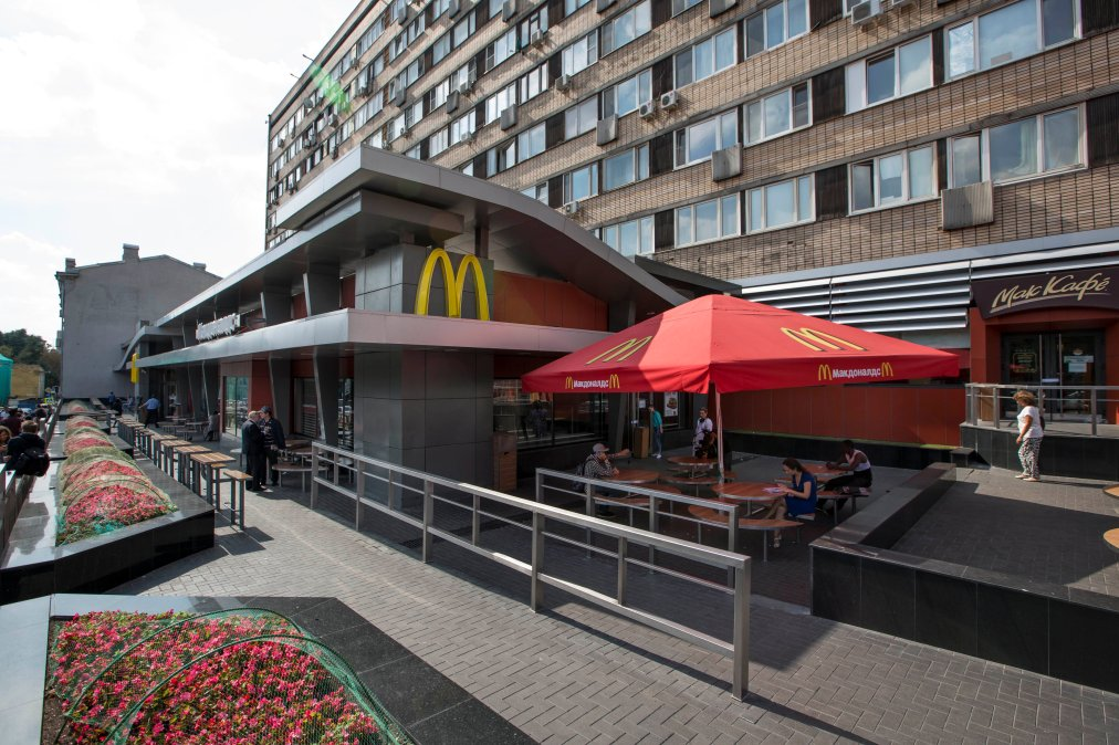 Russia Is Closing Mcdonald S Restaurants Over Health Violations Time