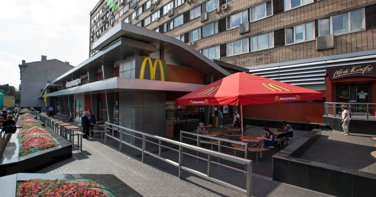 Mcdonald S May Be The Latest Casualty Of Russia Us Tension Time