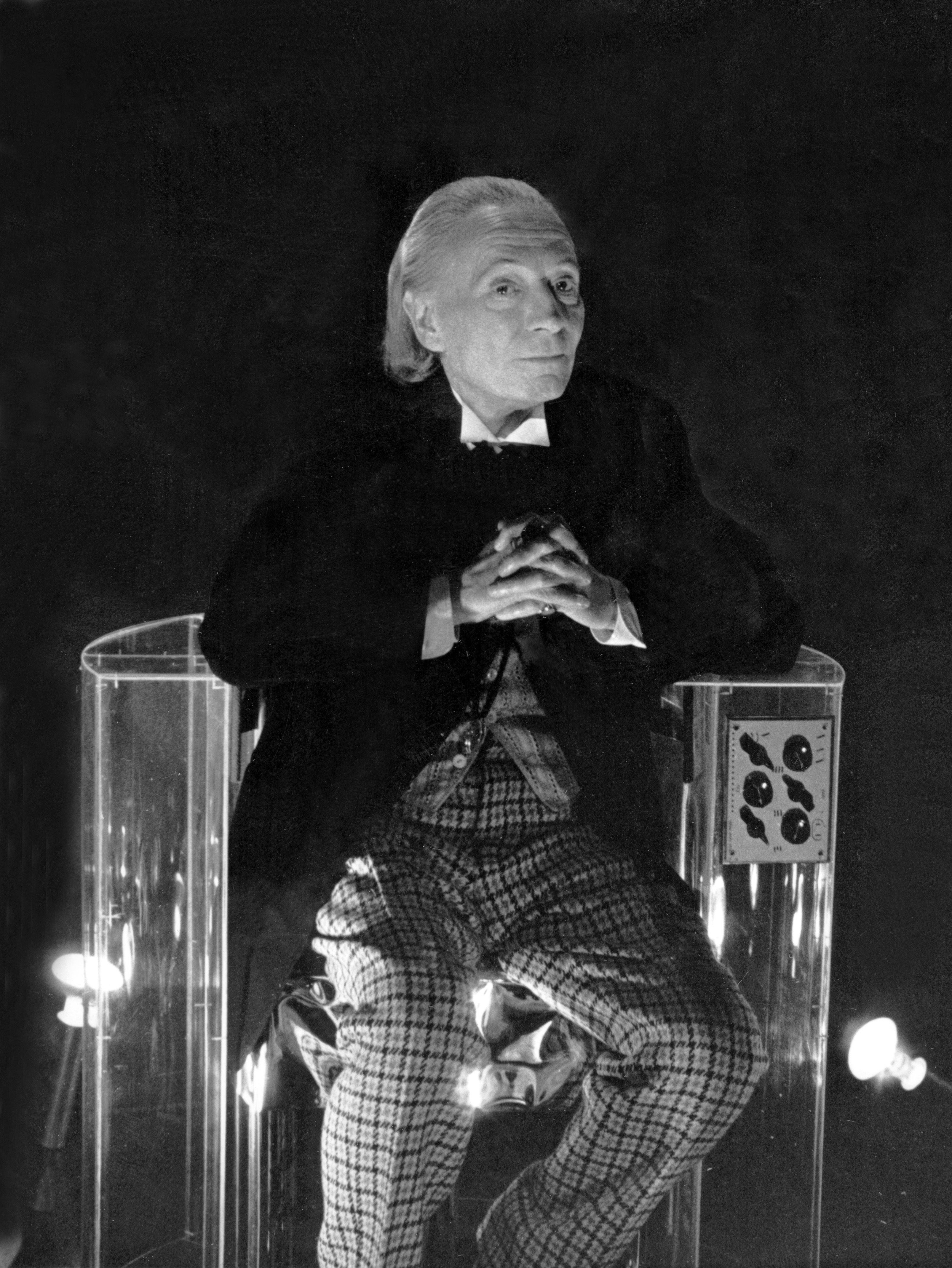 <strong>First Doctor - William Hartnell</strong>