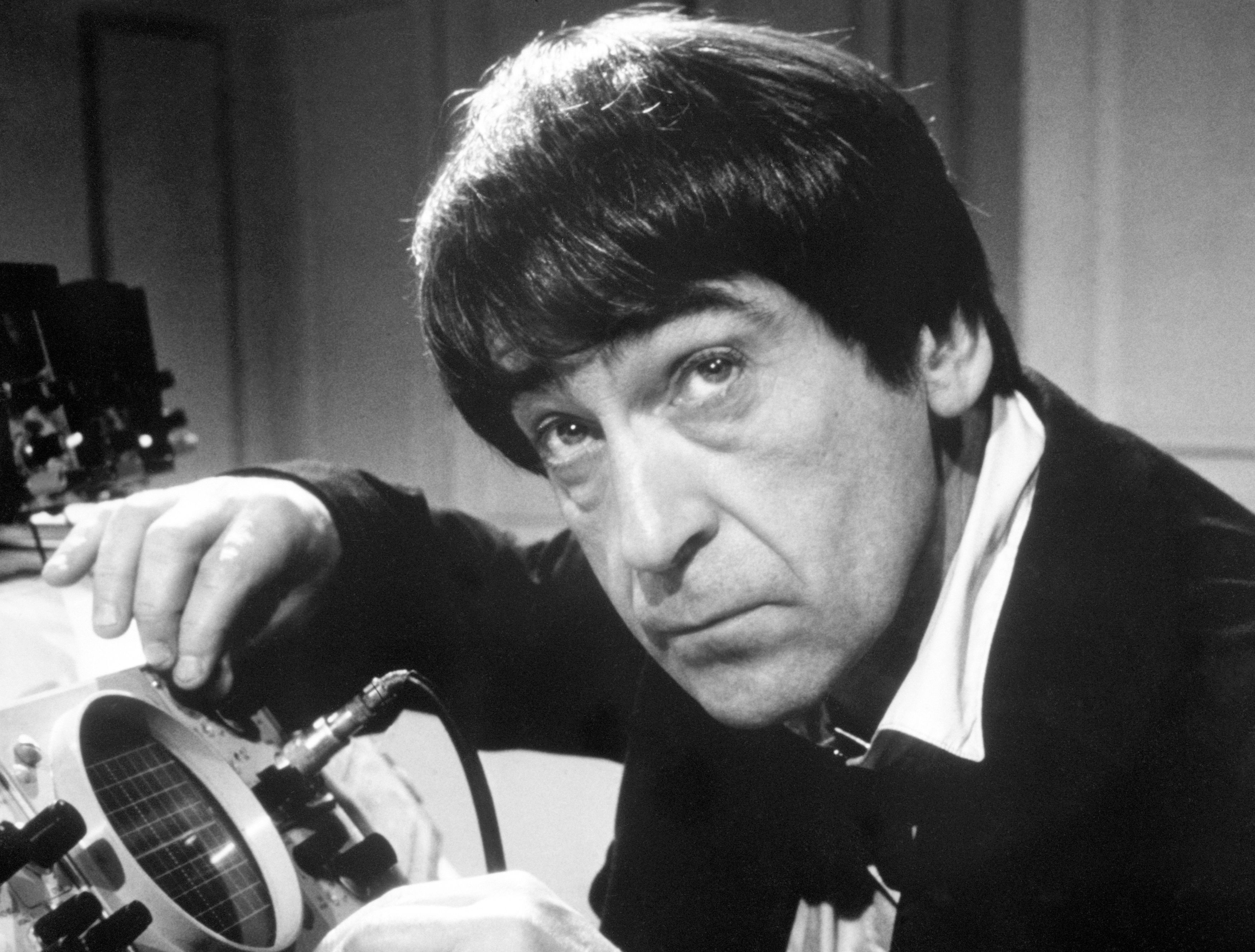 <strong>Second Doctor - Patrick Troughton</strong>