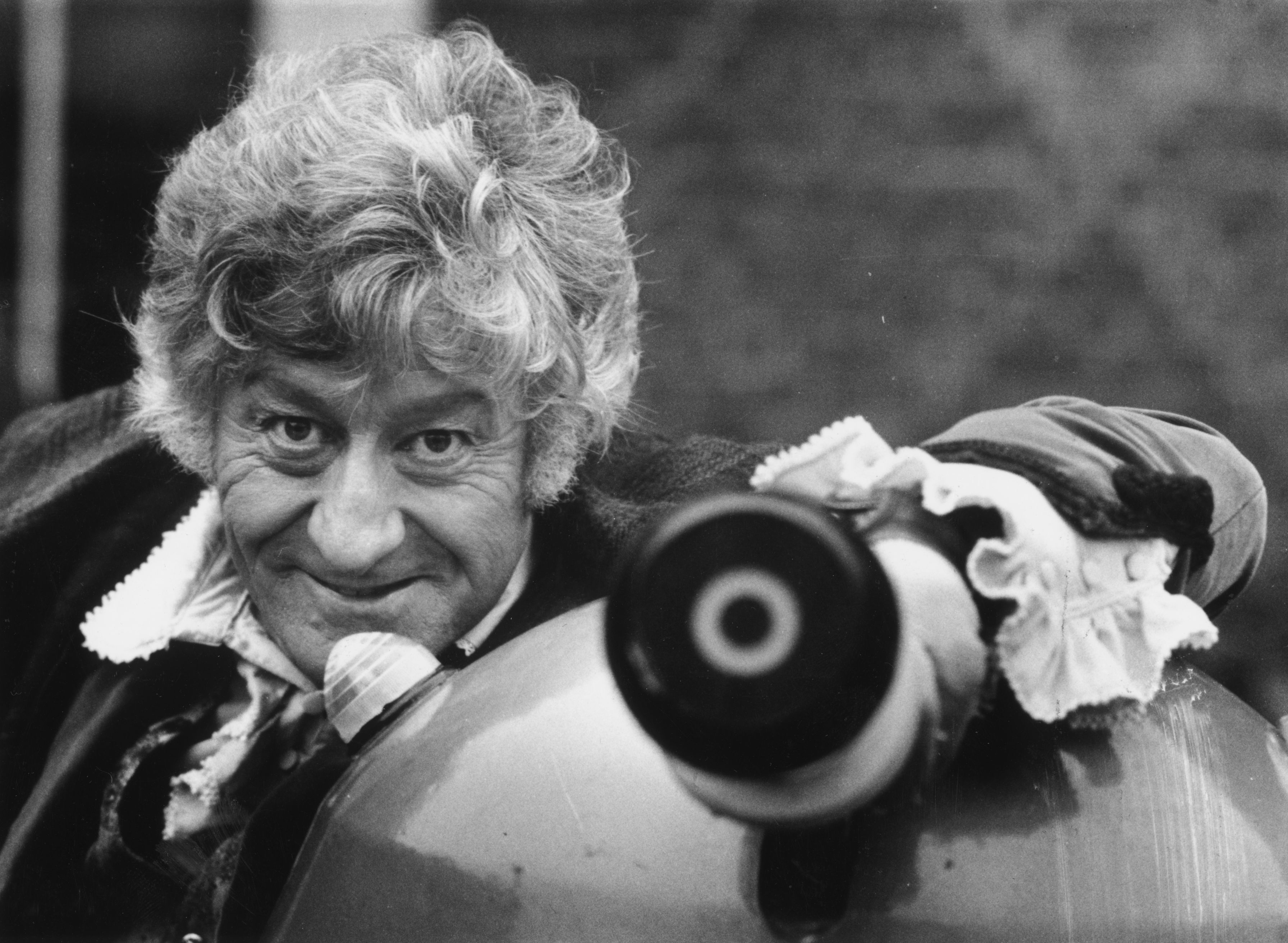 <strong>Third Doctor - Jon Pertwee</strong>