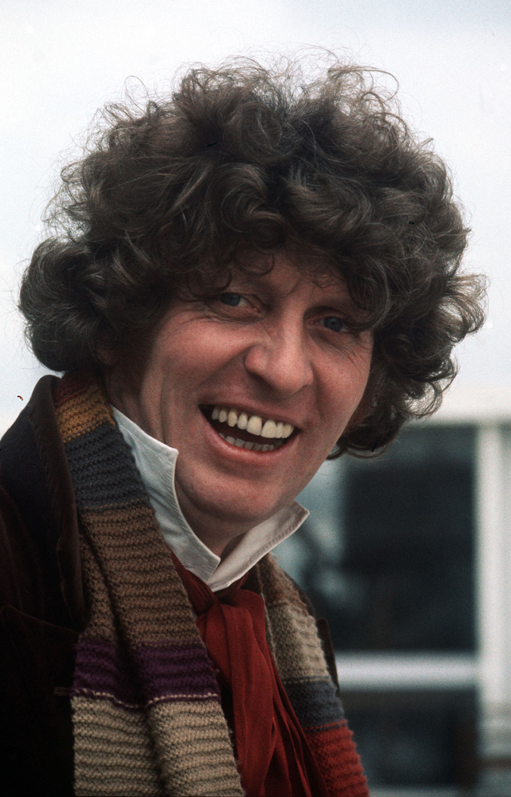 <strong>Fourth Doctor - Tom Baker</strong>