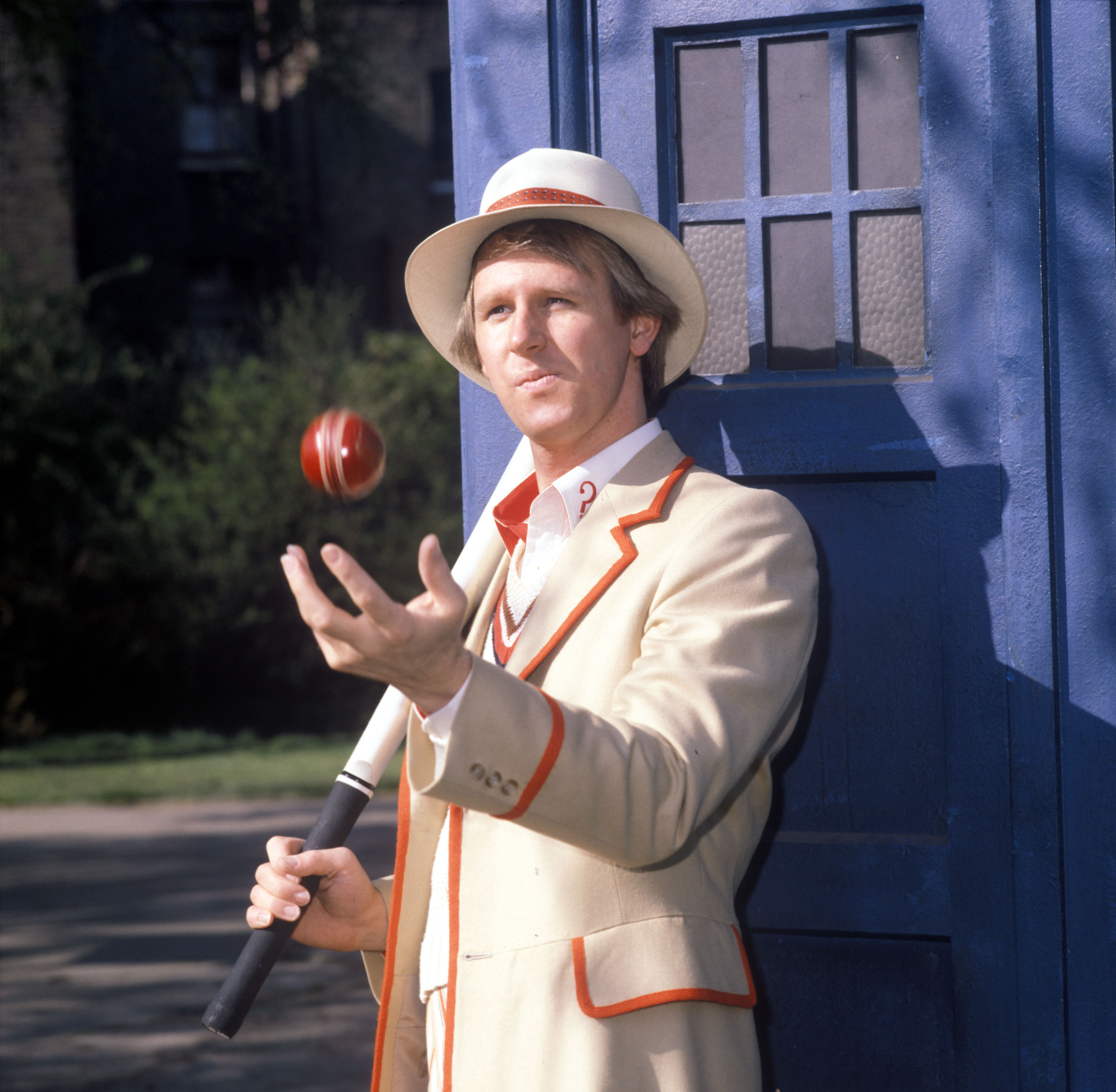 <strong>Fifth Doctor - Peter Davison</strong>