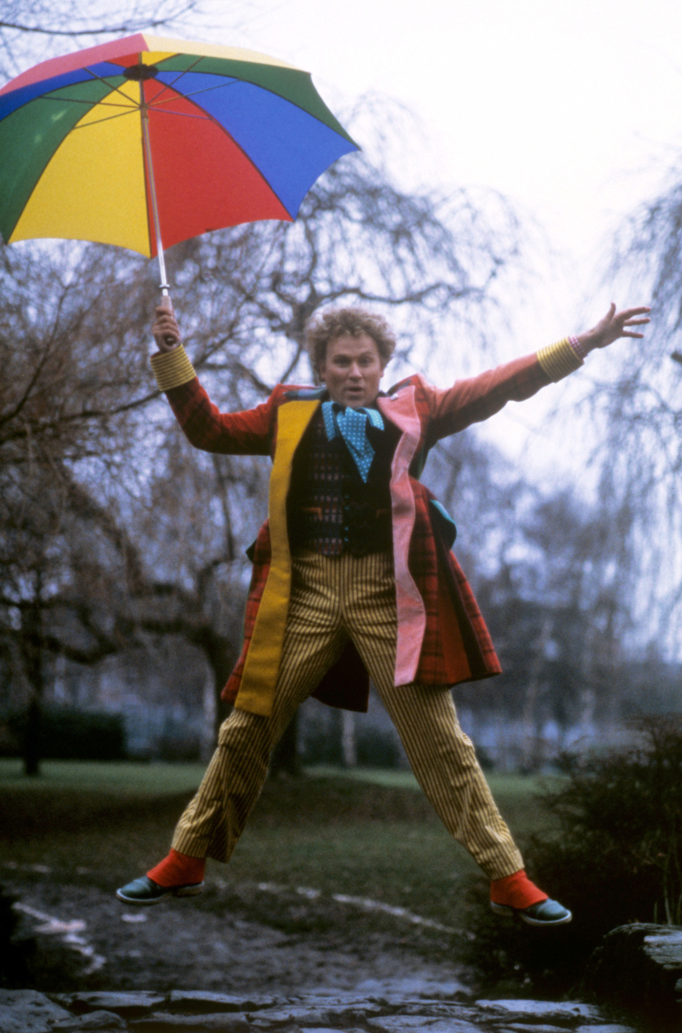 <strong>Sixth Doctor - Colin Baker</strong>