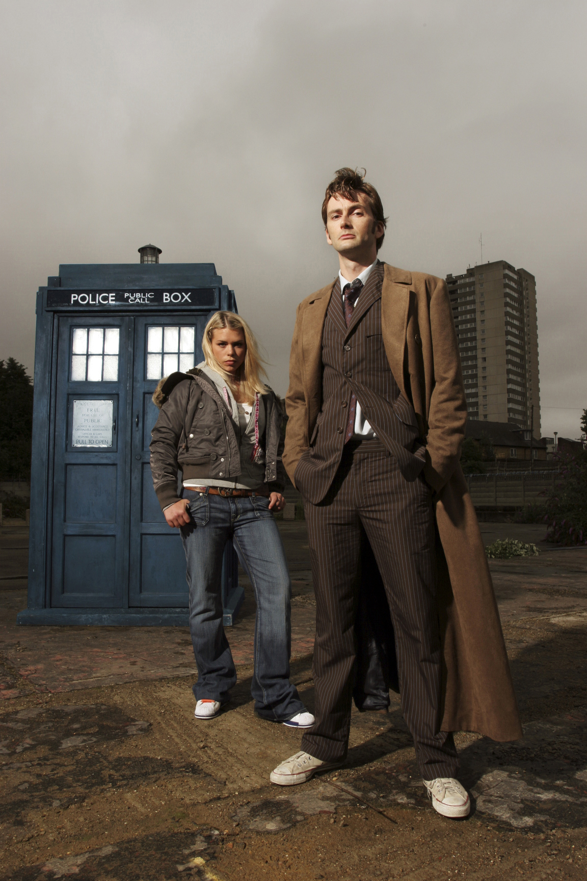 <strong>Tenth Doctor - David Tennant</strong>