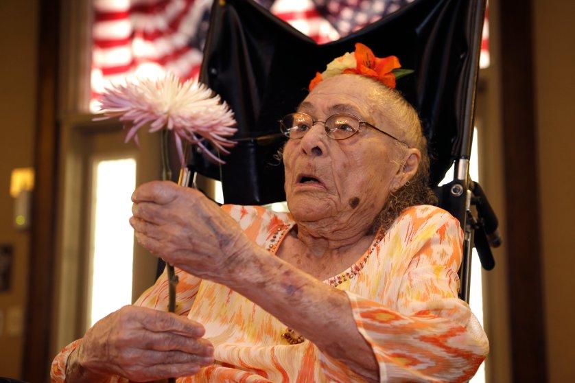 Gertrude Weaver