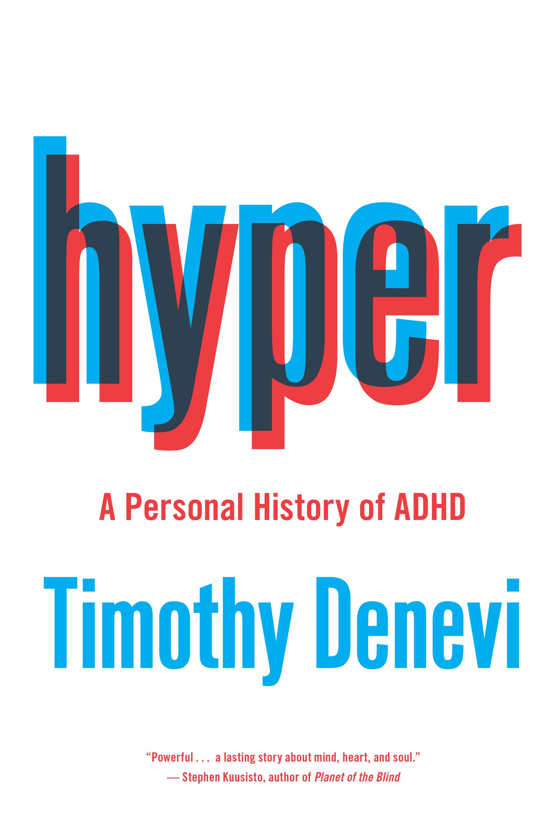 Hyper, by Timothy Denevi