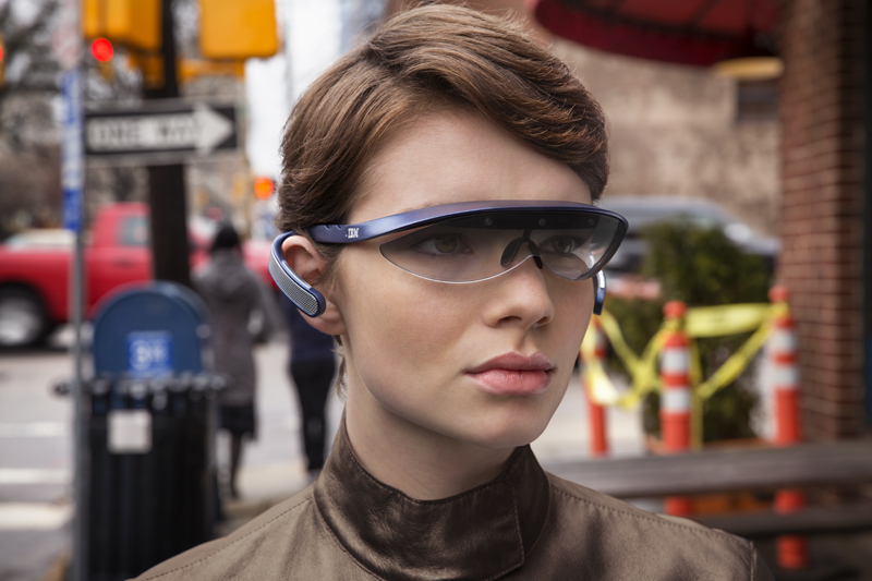 Imagine assistive glasses for the visually impaired that can help                    them navigate through complex environments—without the need                    for a wi-fi connection.