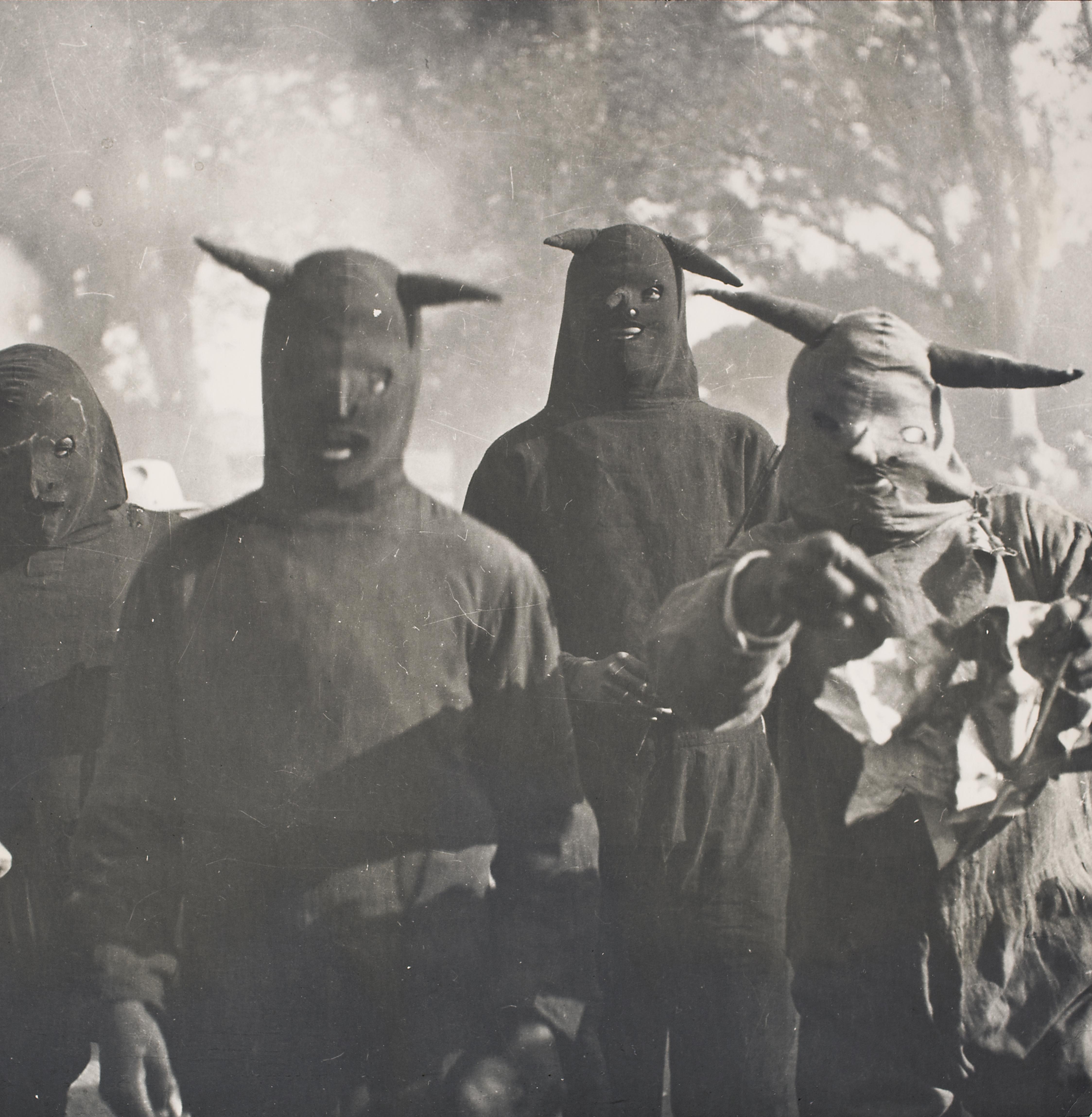 Untitled, Carnaval de Huejotzingo, Puebla, 1941