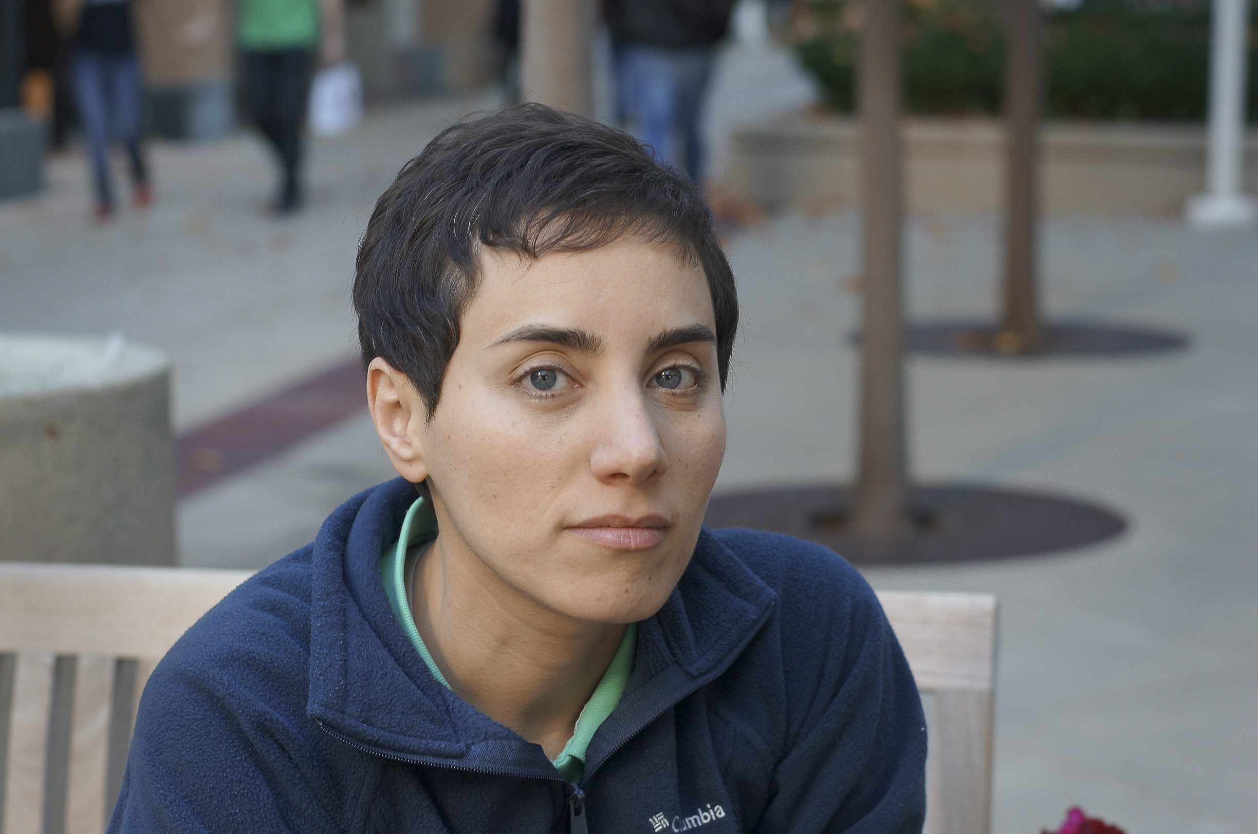 Iranian Professor of mathematics Maryam Mirzakhani