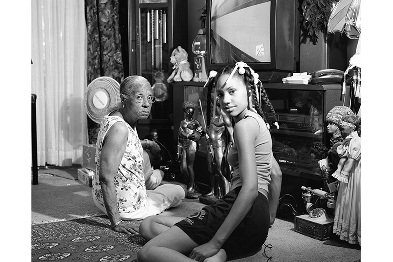 From LaToya Ruby Frazier's The Notion of a Family published by Aperture