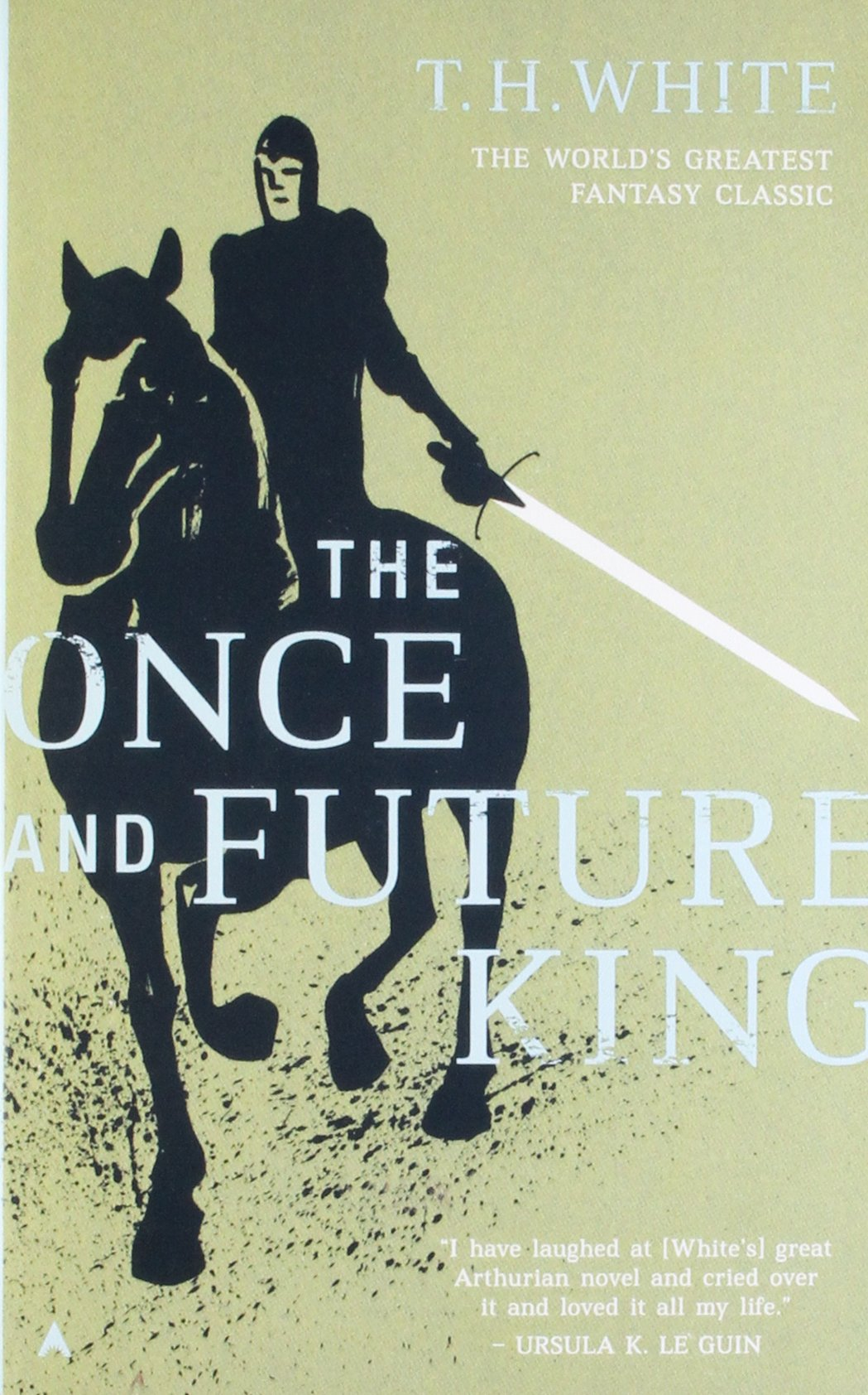 The Once and Future King, by TH White                               As famous as White's book is—among other things it was the basis for the musical Camelot—I think it's still underrated. As a pure prose stylist his contemporaries Lewis and Tolkien couldn't touch him. White seized hold of the great English epic, the story of King Arthur, beat the dust out of it and refurbished it as a great modern novel, full of joy, love, lush description, bittersweet humor, thrilling drama and deep tragedy. The first and best-known section, The Sword in the Stone, about Arthur's education by the wizard Merlin, may be the greatest story of an English childhood ever written.