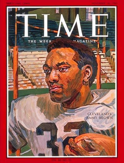 Nov. 26, 1965: Jimmy Brown, Cleveland Browns