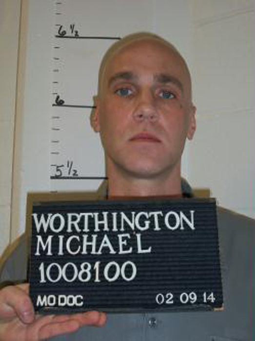 Michael Worthington, convicted in the 1995 rape and murder of a St. Louis woman, is scheduled to be executed Wednesday.