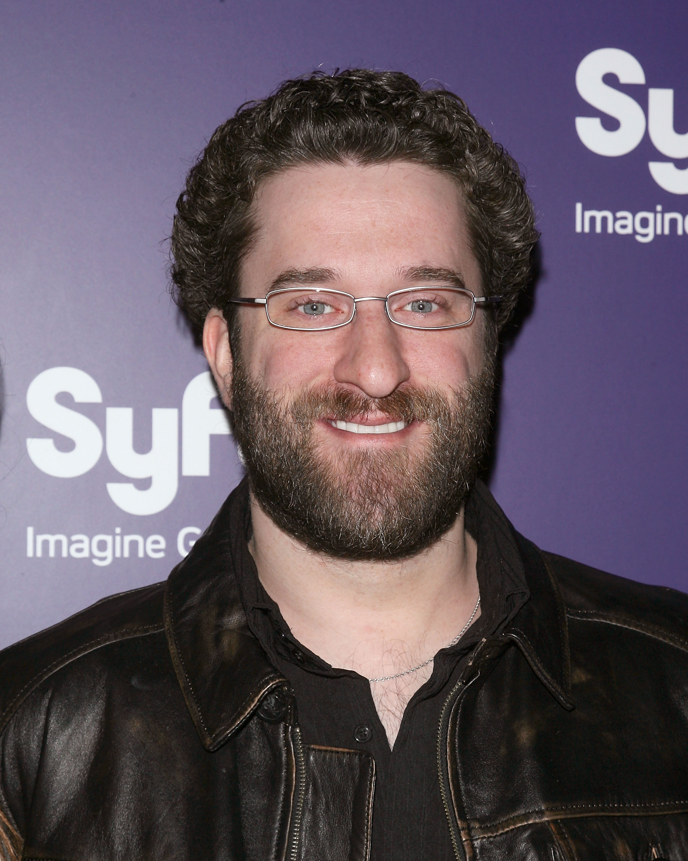 Dustin Diamond attends the  Mega Python vs. Gatoroid  premiere at the Ziegfeld Theatre on January 24, 2011 in New York City.