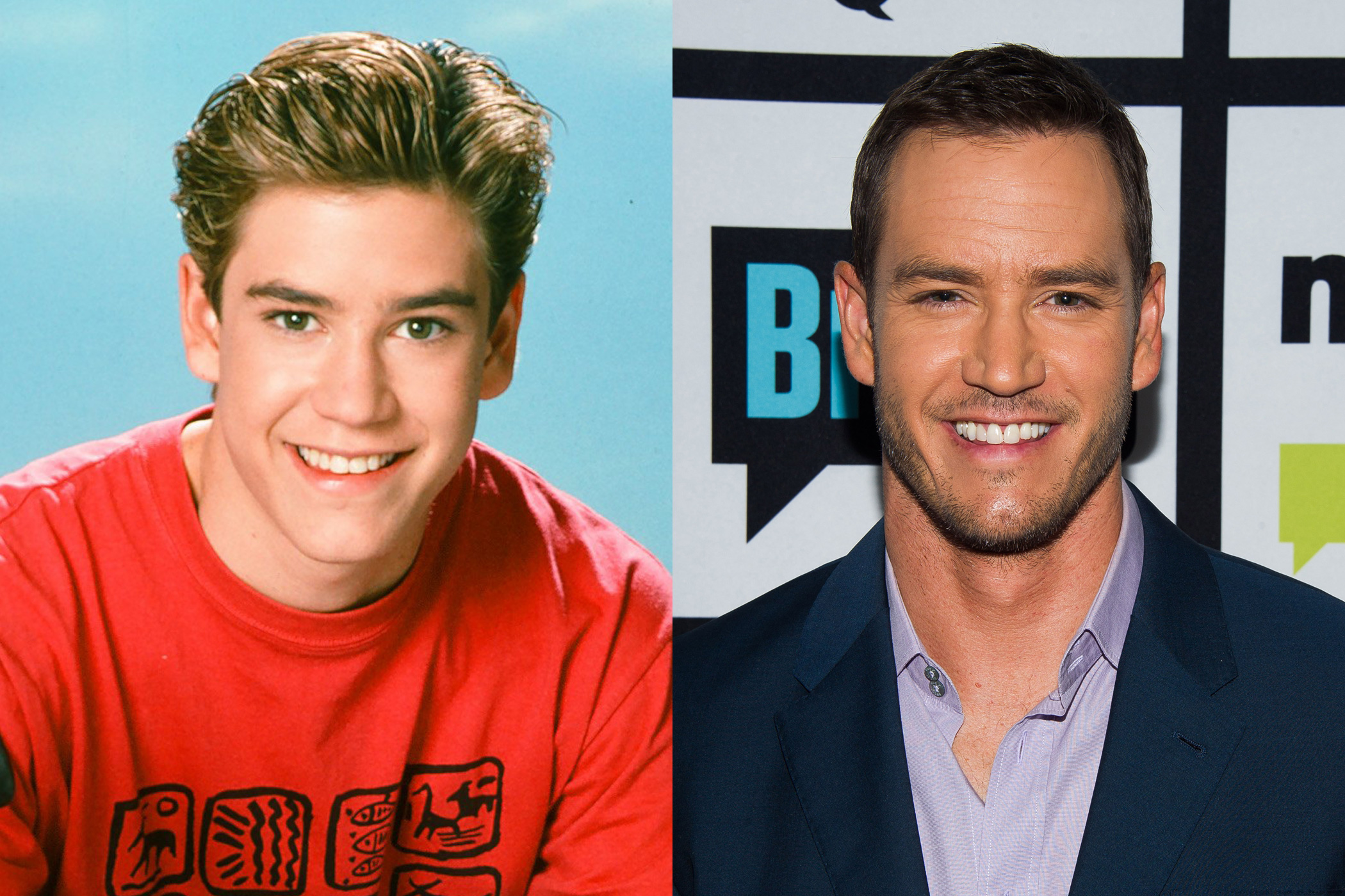 Mark-Paul Gosselaar,  Zack Morris: The teen heart throb retired his frosted tips and became an adult television actor with a stint on <i>NYPD Blue</i> and, currently, TNT's <i>Franklin &amp; Bash</i>.