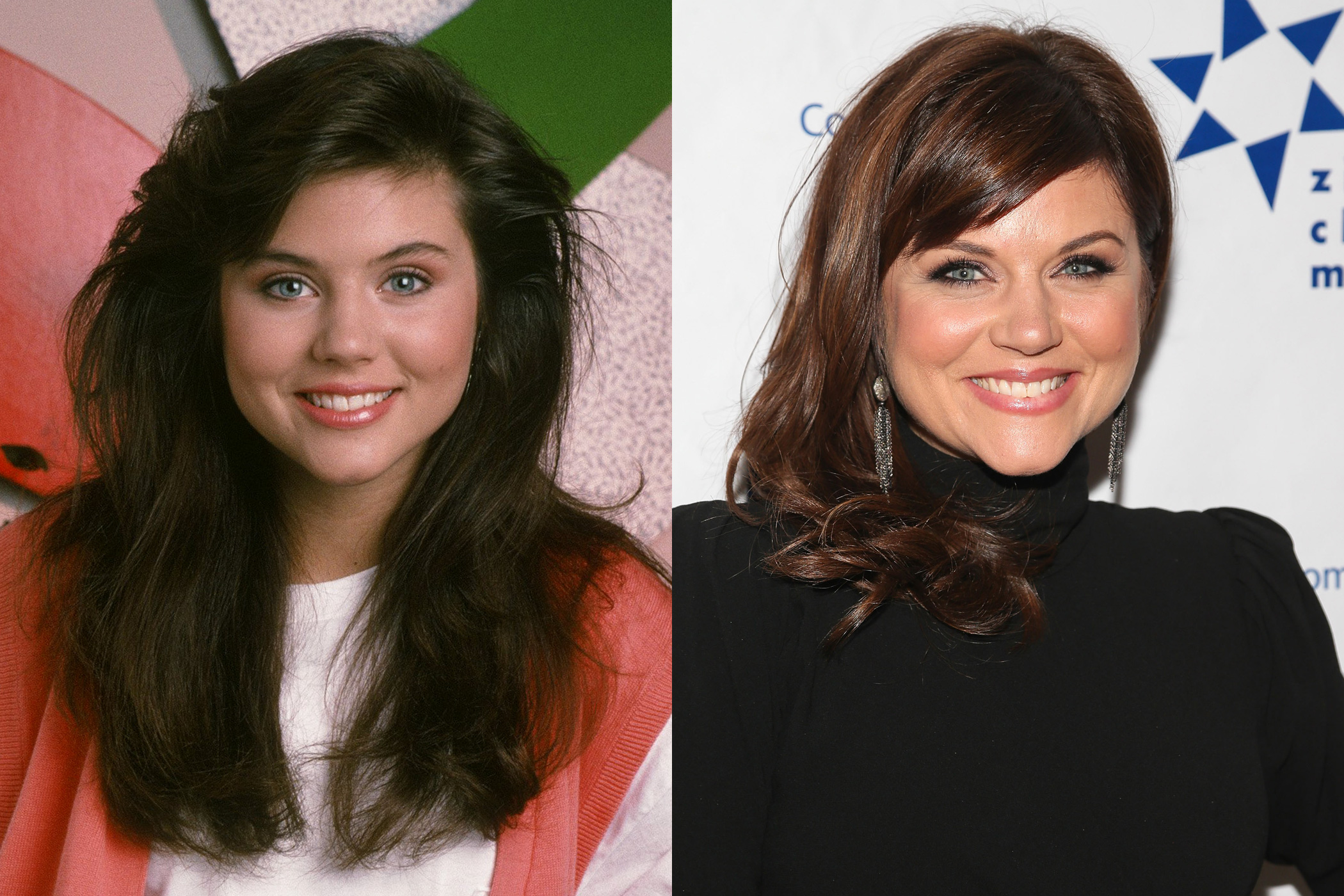 Tiffani Amber Thiessen, Kelly Kapowski: She went from good girl cheerleader to  went from playing good girl cheerleader to troubled Valerie Malone on <i>90210</i>. Thiessen appeared most recently on <i>White Collar</i>.